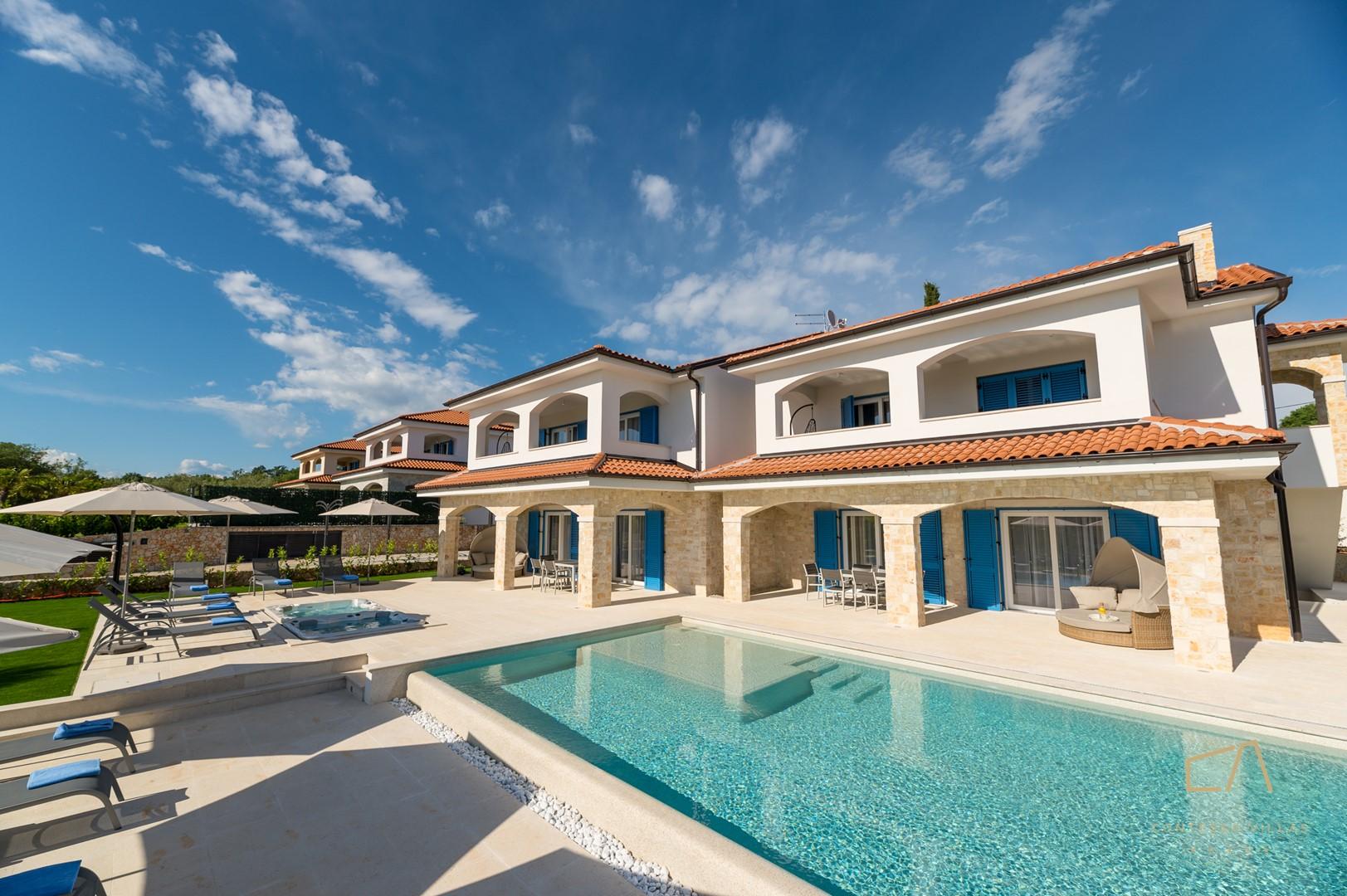 Ferienwohnung Luxury Apartments Loma  / Luxury Apartment Loma Three (2807070), Sveti Vid-Miholjice, Insel Krk, Kvarner, Kroatien, Bild 42