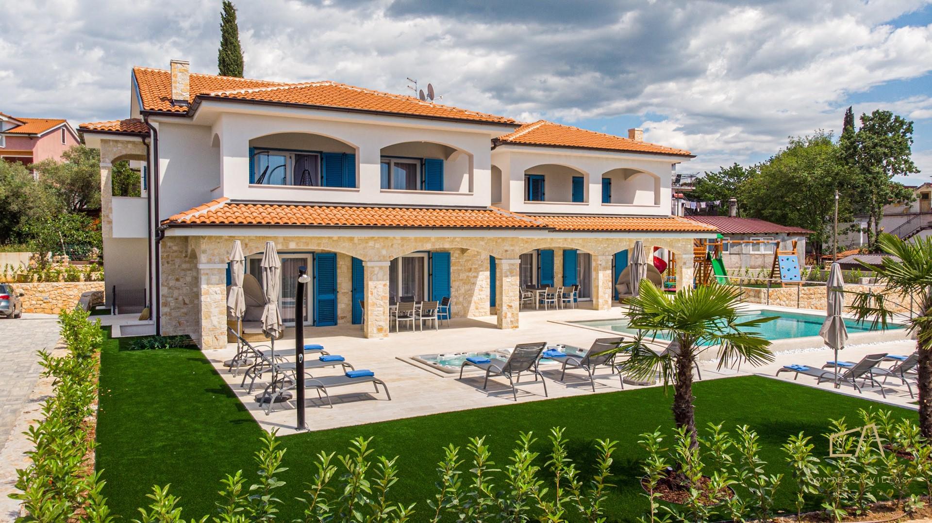 Ferienwohnung Luxury Apartments Loma  / Luxury Apartment Loma Three (2807070), Sveti Vid-Miholjice, Insel Krk, Kvarner, Kroatien, Bild 49