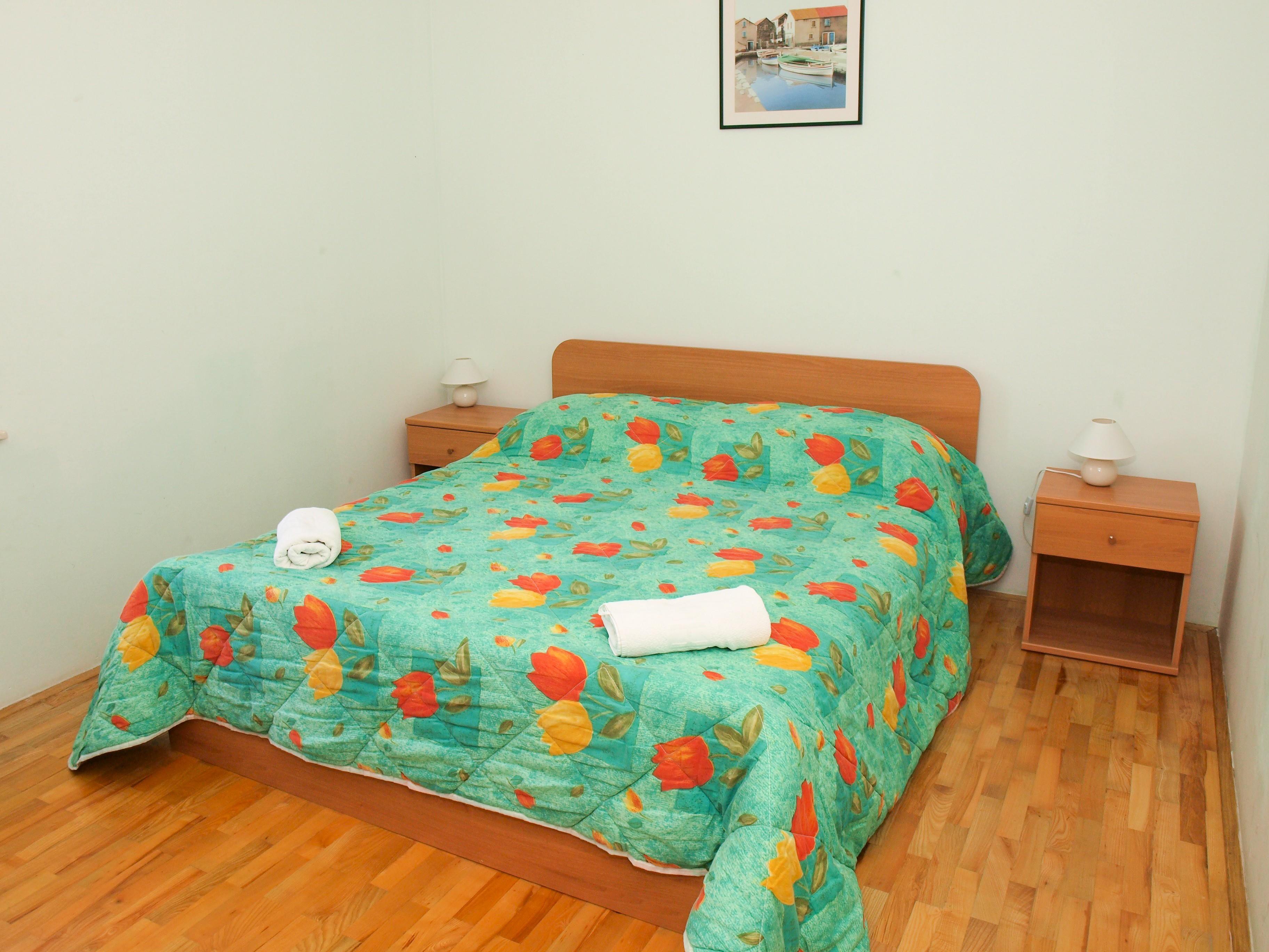 Holiday apartment Apartments `anti / Two bedroom A6 (1867683), Postira, Island of Brac, Dalmatia, Croatia, picture 8