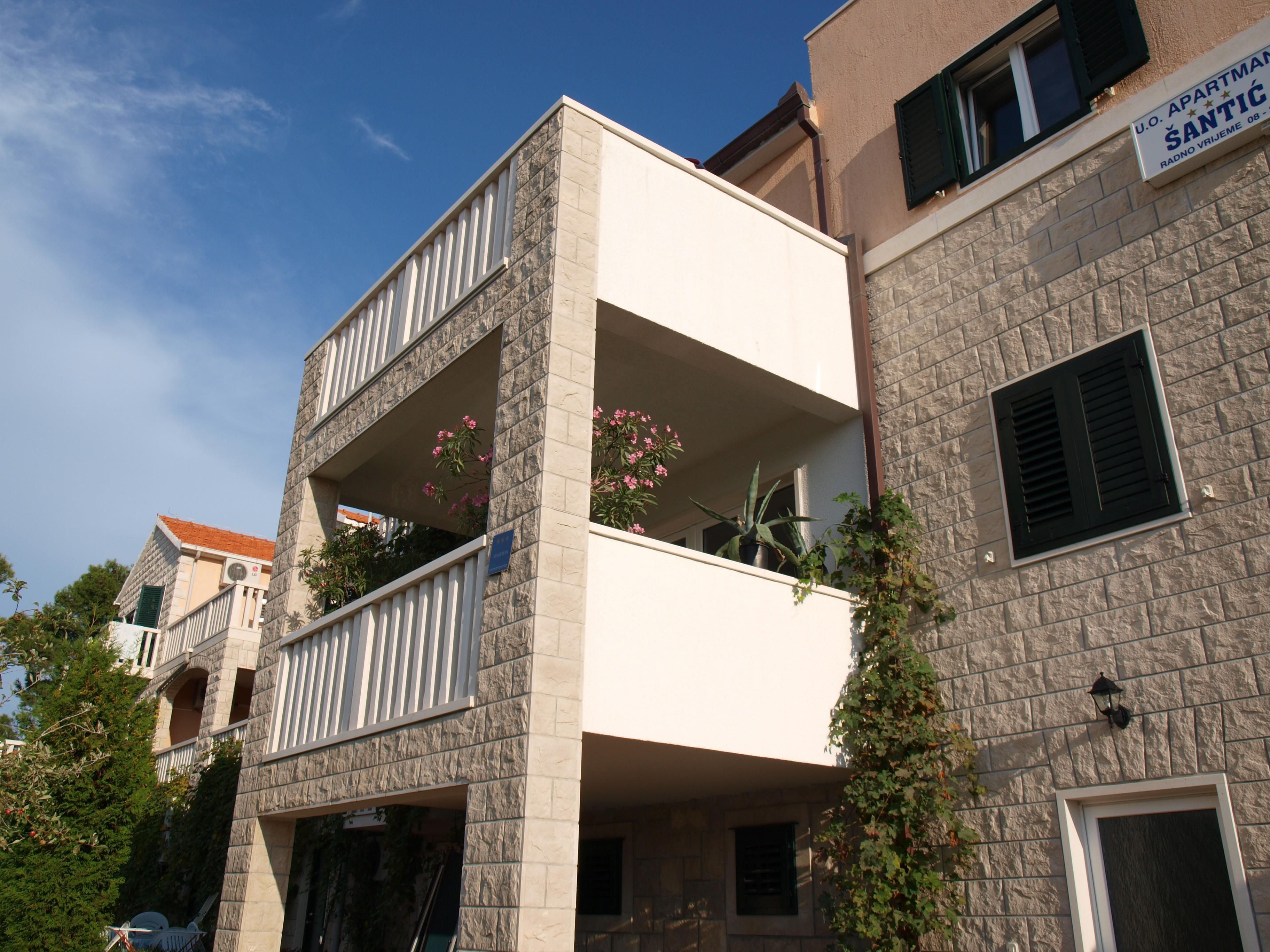 Holiday apartment Apartments `anti / Two bedroom A6 (1867683), Postira, Island of Brac, Dalmatia, Croatia, picture 11
