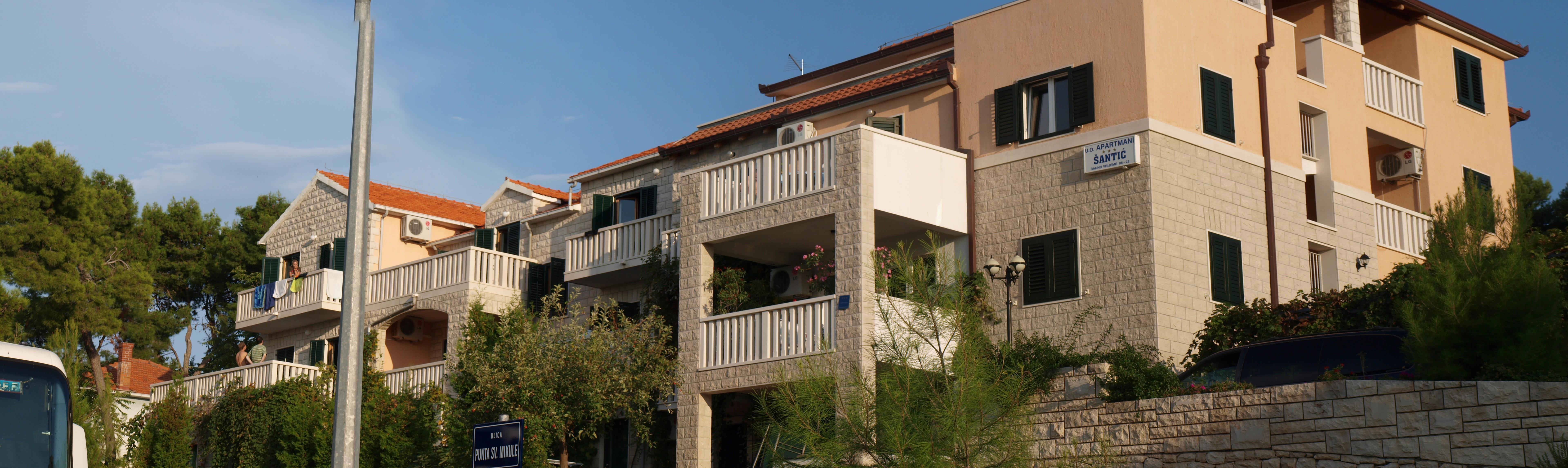Holiday apartment Apartments `anti / Two bedroom A6 (1867683), Postira, Island of Brac, Dalmatia, Croatia, picture 4