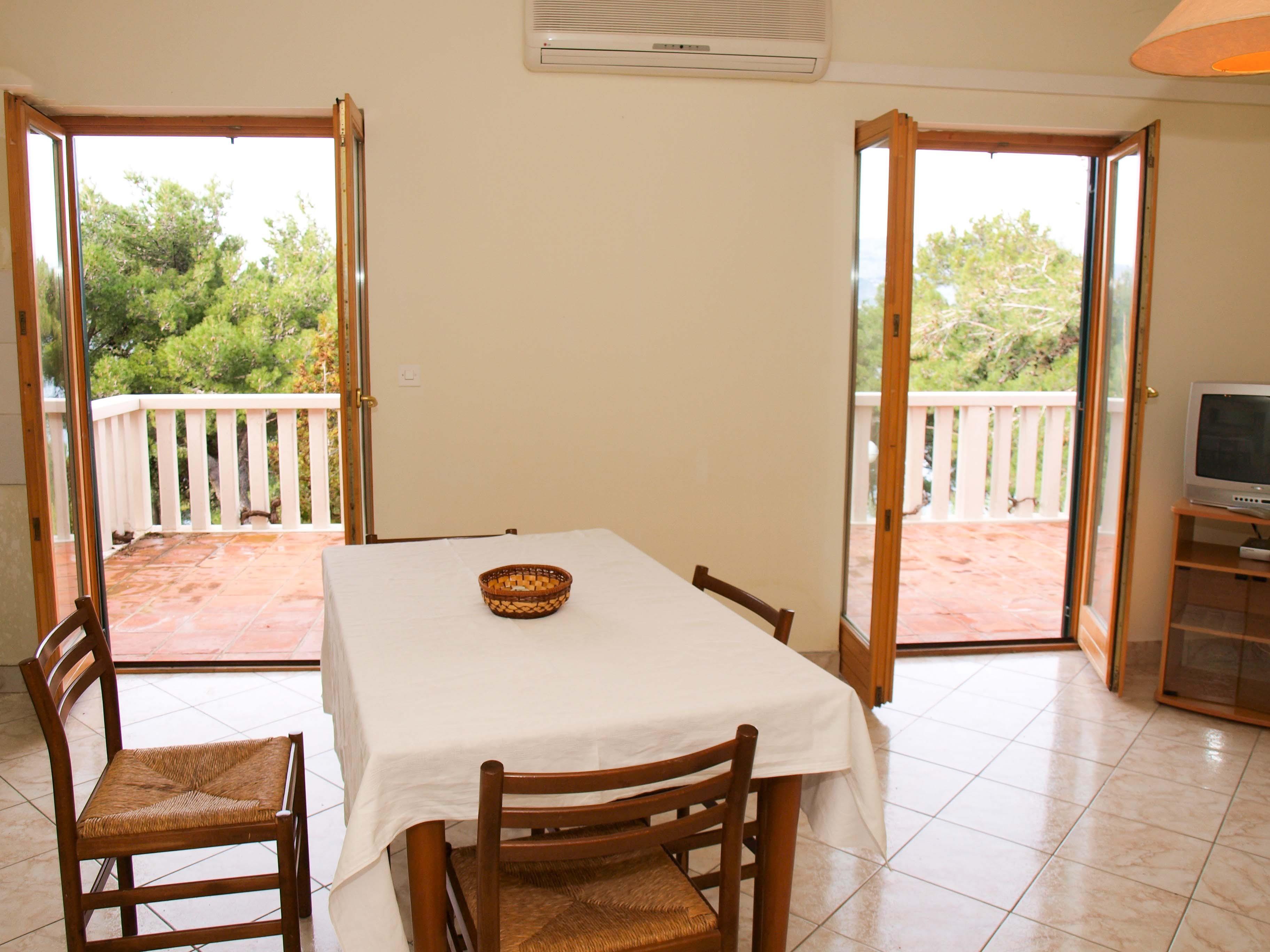 Holiday apartment Apartments `anti / Two bedroom A6 (1867683), Postira, Island of Brac, Dalmatia, Croatia, picture 3