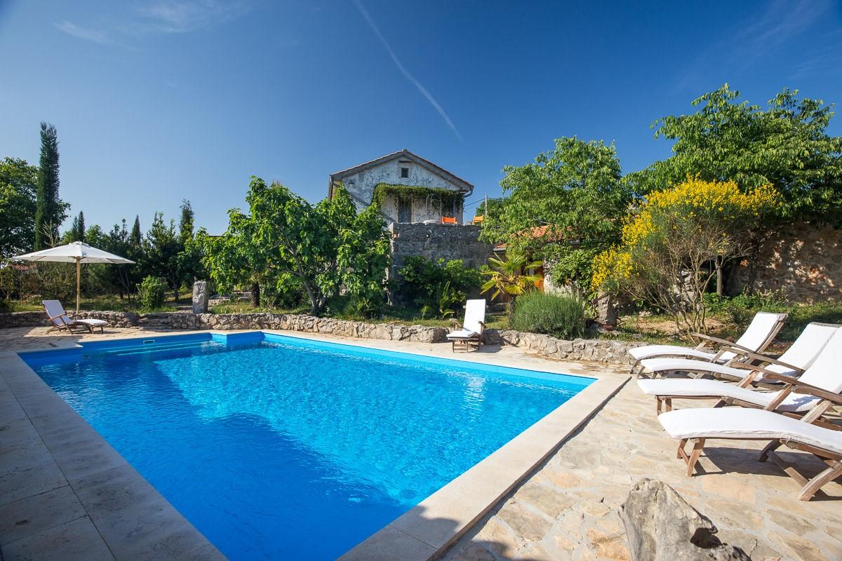 Ferienhaus Villa Menta 1 auf der Insel Krk (2789273), Malinska, Insel Krk, Kvarner, Kroatien, Bild 8