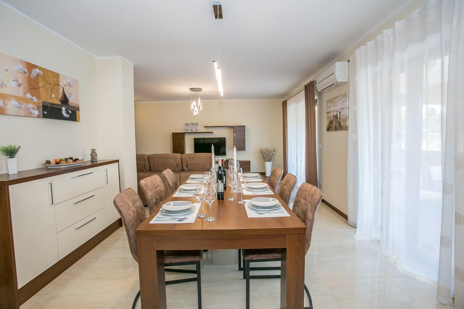 Ferienwohnung Schön eingerichtete Wohnung Stanko I mit Balkon (2191316), Vrvari, , Istrien, Kroatien, Bild 19