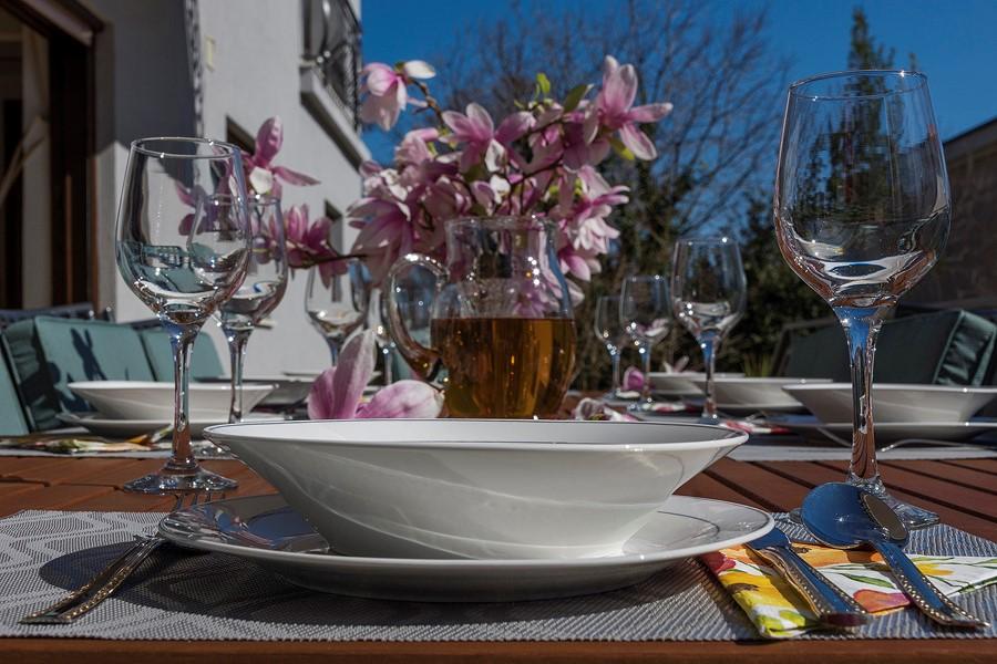 Ferienhaus Gemutliches Haus Magnolia fur 2 Familien oder grossere Gruppen. (2790033), Medulin, , Istrien, Kroatien, Bild 28