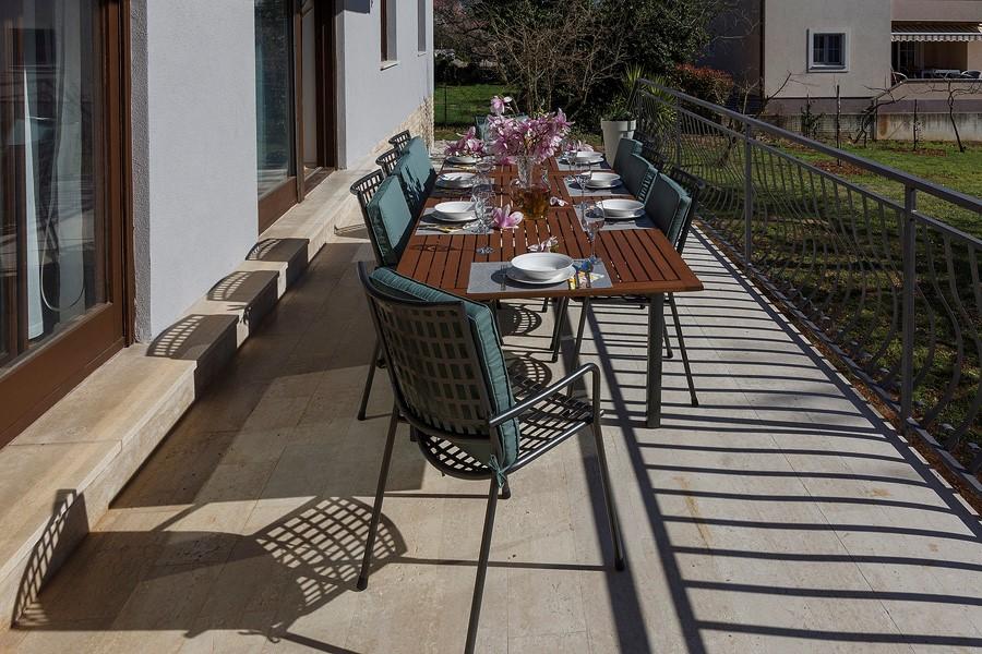 Ferienhaus Gemutliches Haus Magnolia fur 2 Familien oder grossere Gruppen. (2790033), Medulin, , Istrien, Kroatien, Bild 27