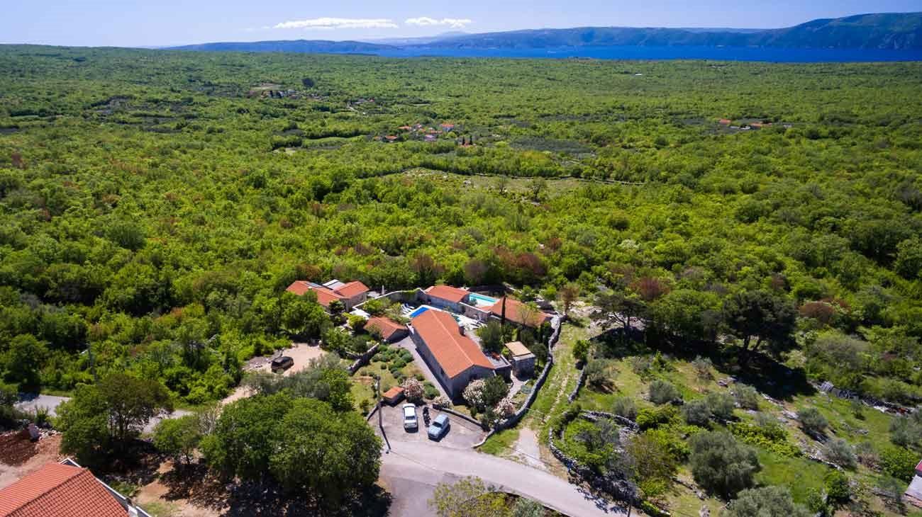 Ferienhaus Villa Menta 1 auf der Insel Krk (2789273), Malinska, Insel Krk, Kvarner, Kroatien, Bild 3