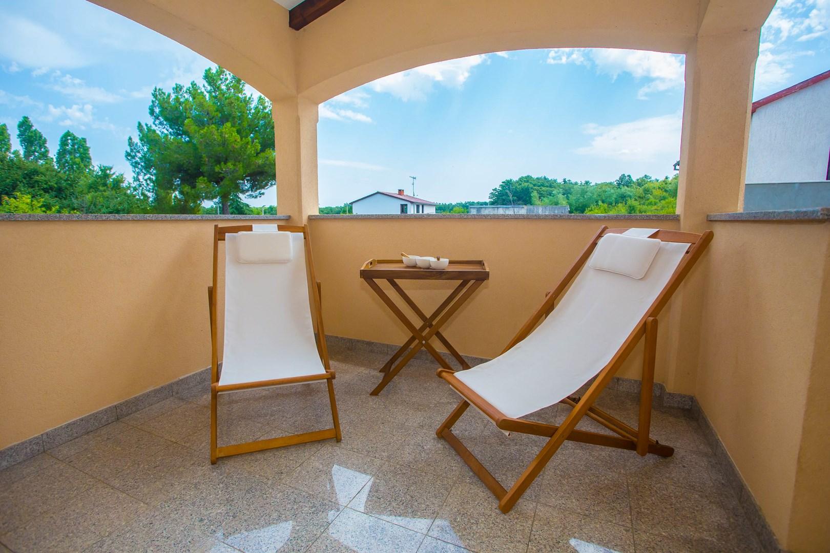 Ferienwohnung Apartment Stanko II mit 1 Schlafzimmer und Balkon (2281012), Vrvari, , Istrien, Kroatien, Bild 6