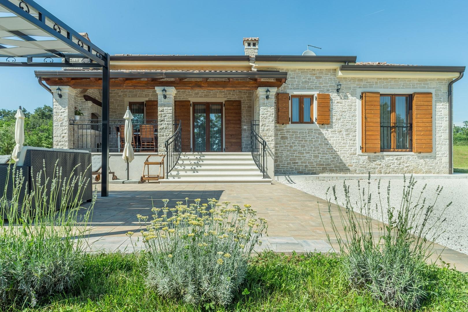 Ferienhaus Villa Elida mit Pool in abgelegene Lage - Zentral-Istrien (2789996), Pazin, , Istrien, Kroatien, Bild 31