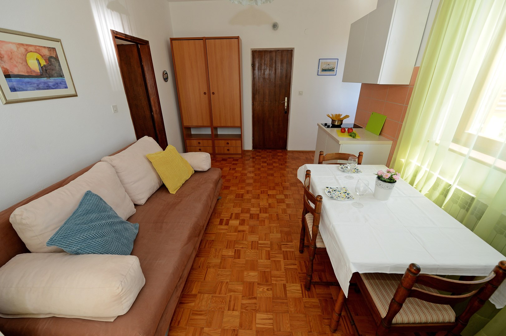 Holiday apartment Apartments Padrenostro / One bedroom A1 (1926458), Zadar, , Dalmatia, Croatia, picture 5