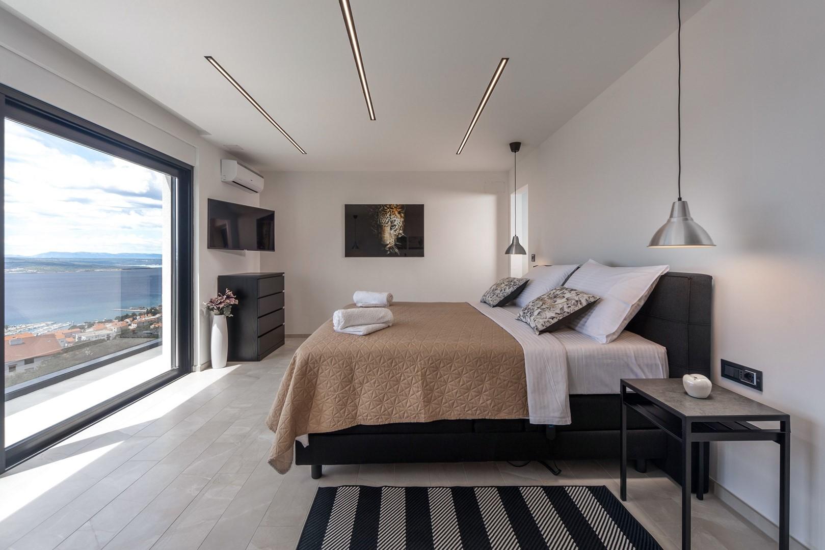 Maison de vacances Deluxe Villa Provvidenza with breathtaking Sea View (2819510), Crikvenica, , Kvarner, Croatie, image 11