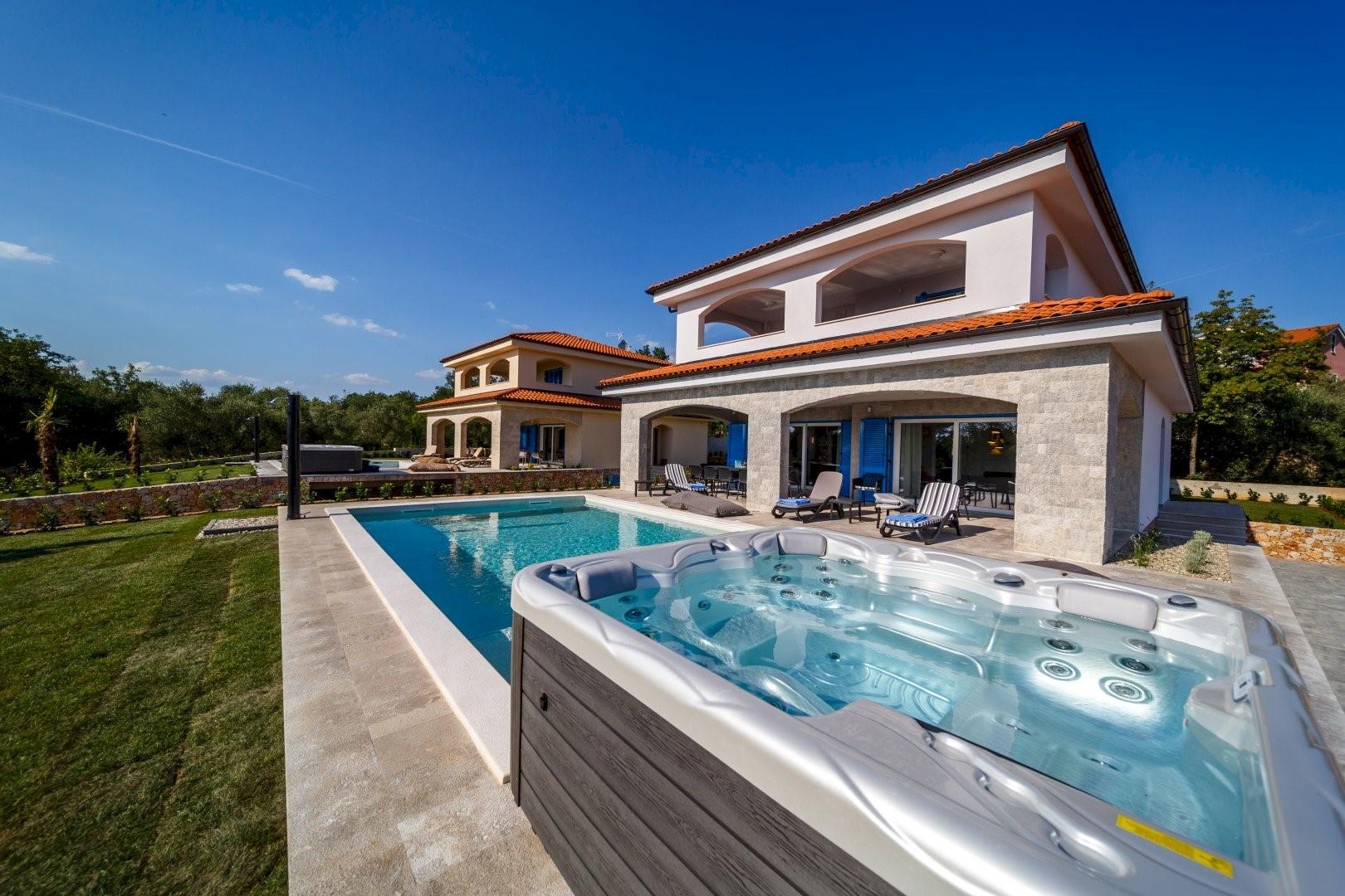 Ferienhaus Luxury Villa Loma 2 (2586643), Sveti Vid-Miholjice, Insel Krk, Kvarner, Kroatien, Bild 3