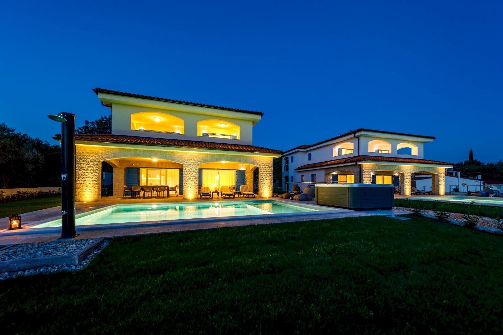Ferienhaus Luxury Villa Loma 2 (2586643), Sveti Vid-Miholjice, Insel Krk, Kvarner, Kroatien, Bild 28