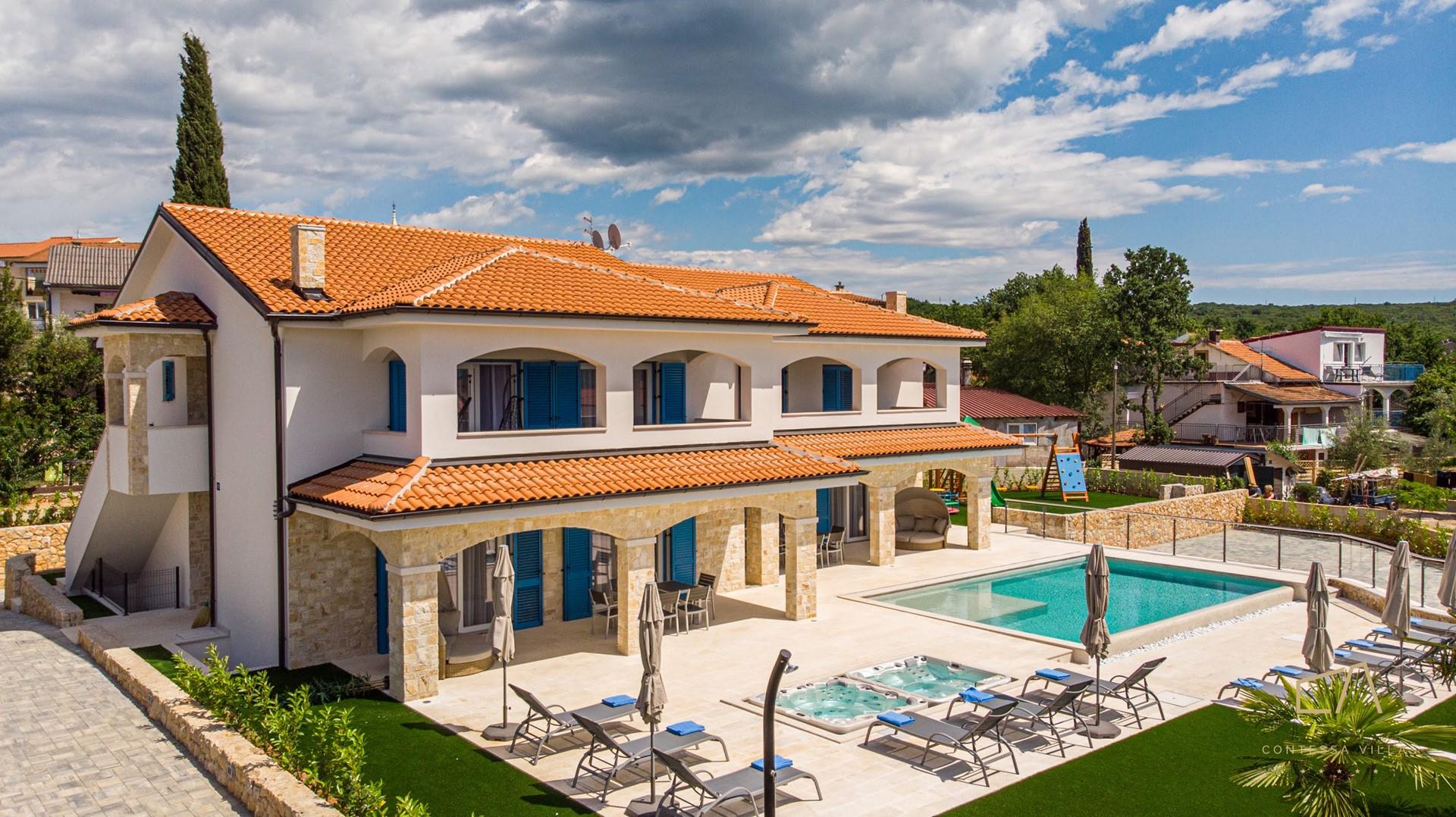 Ferienwohnung Luxury Apartments Loma  / Luxury Apartment Loma Three (2807070), Sveti Vid-Miholjice, Insel Krk, Kvarner, Kroatien, Bild 50