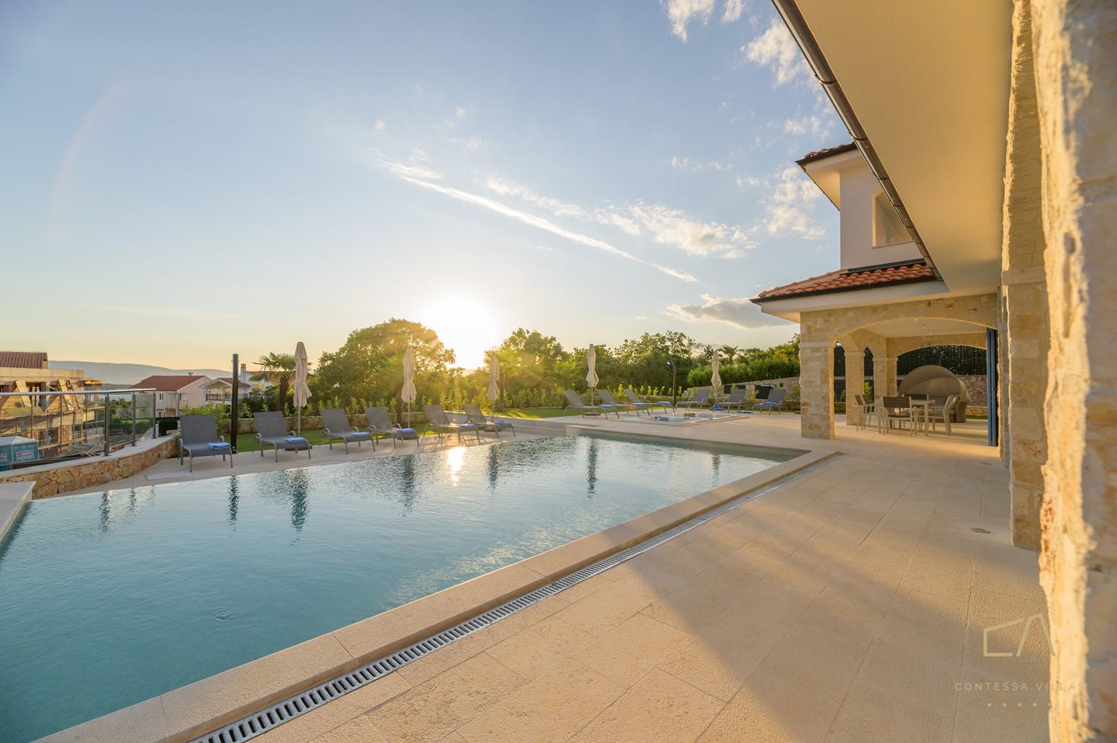 Ferienwohnung Luxury Apartments Loma  / Luxury Apartment Loma Three (2807070), Sveti Vid-Miholjice, Insel Krk, Kvarner, Kroatien, Bild 46