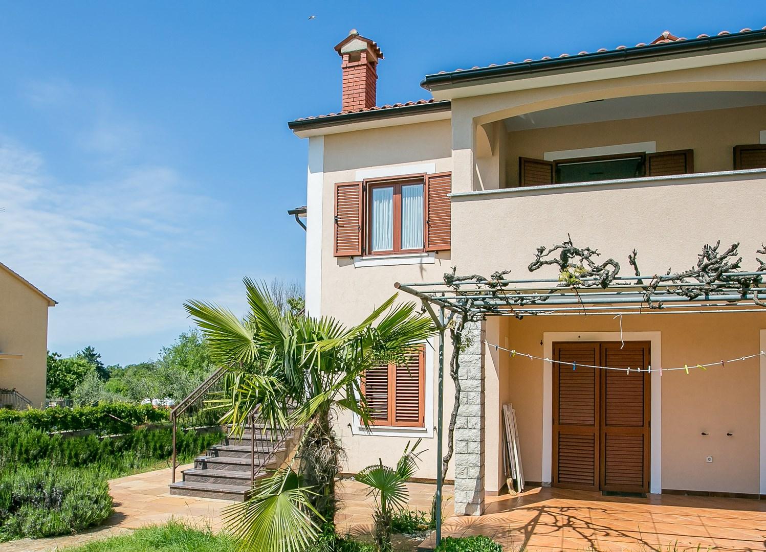 Ferienwohnung Schön eingerichtete Wohnung Stanko I mit Balkon (2191316), Vrvari, , Istrien, Kroatien, Bild 4