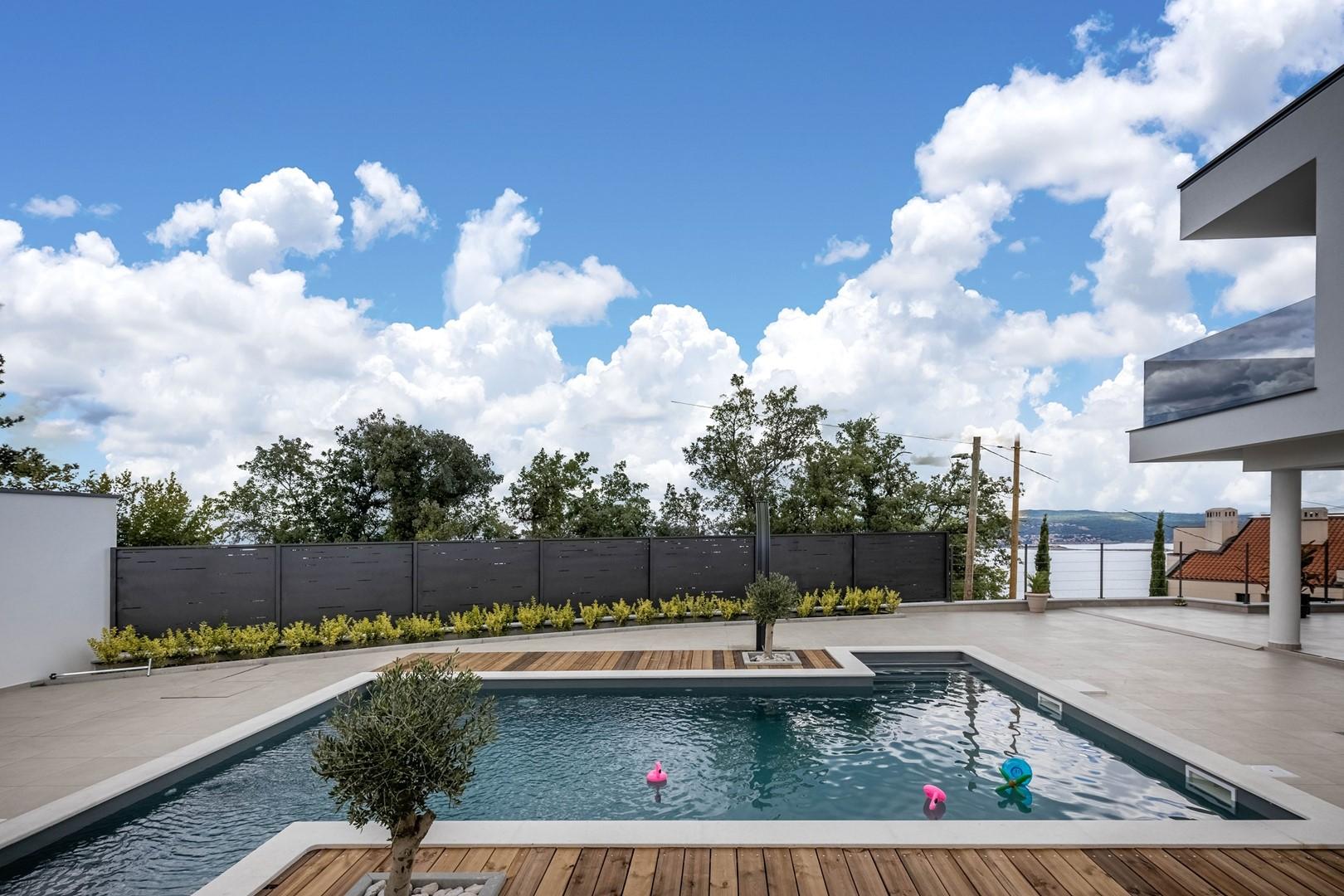 Maison de vacances Deluxe Villa Provvidenza with breathtaking Sea View (2819510), Crikvenica, , Kvarner, Croatie, image 5