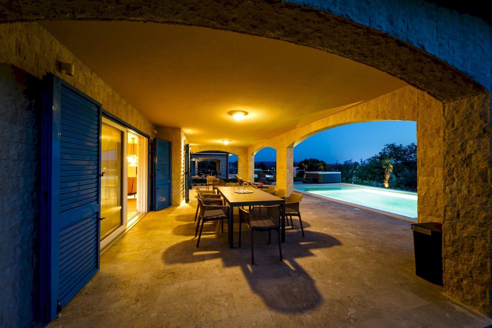 Ferienhaus Luxury Villa Loma 1 (2586644), Sveti Vid-Miholjice, Insel Krk, Kvarner, Kroatien, Bild 25