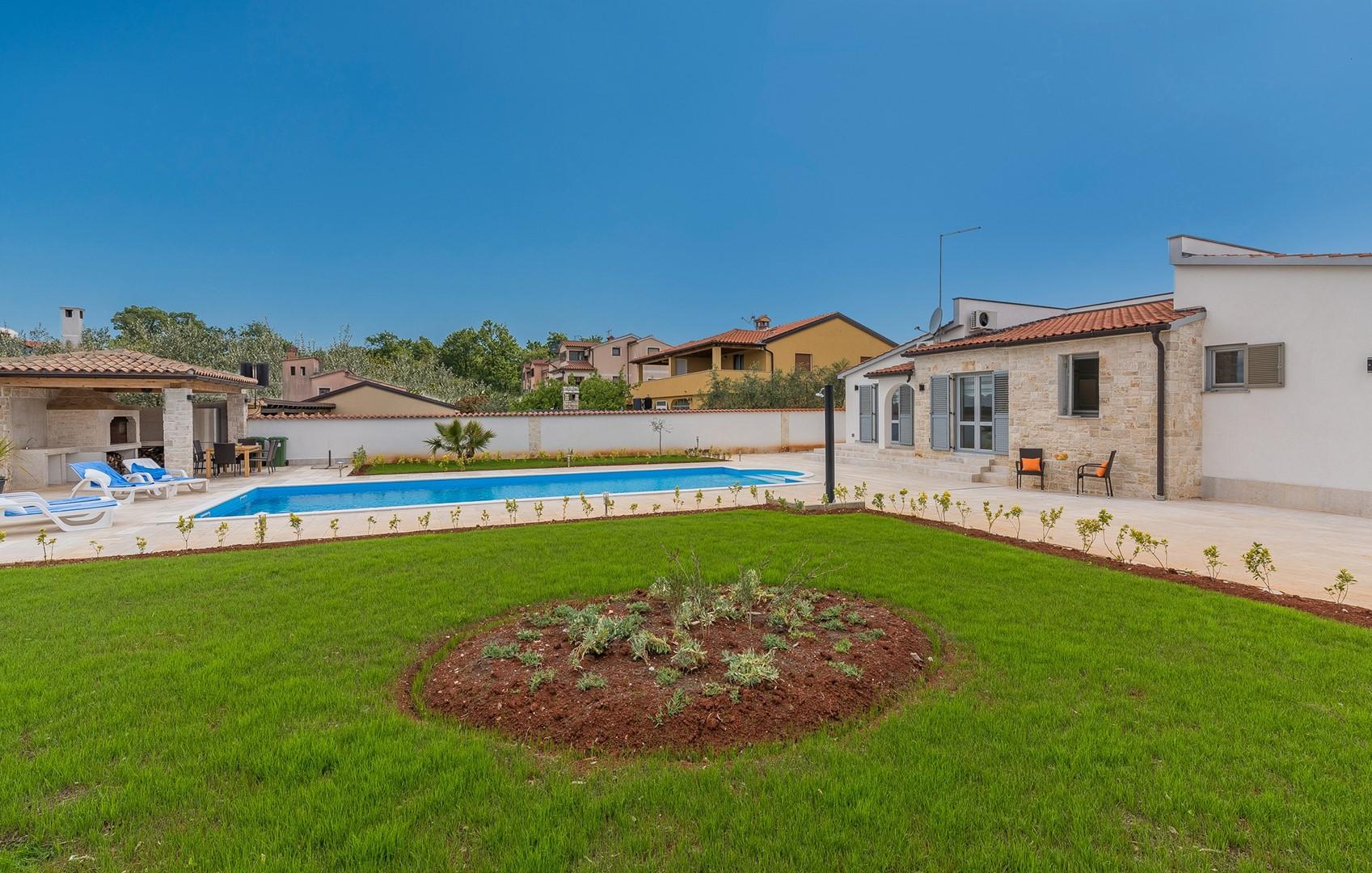 Ferienhaus Laura mit Pool (2616220), Poreč, , Istrien, Kroatien, Bild 3