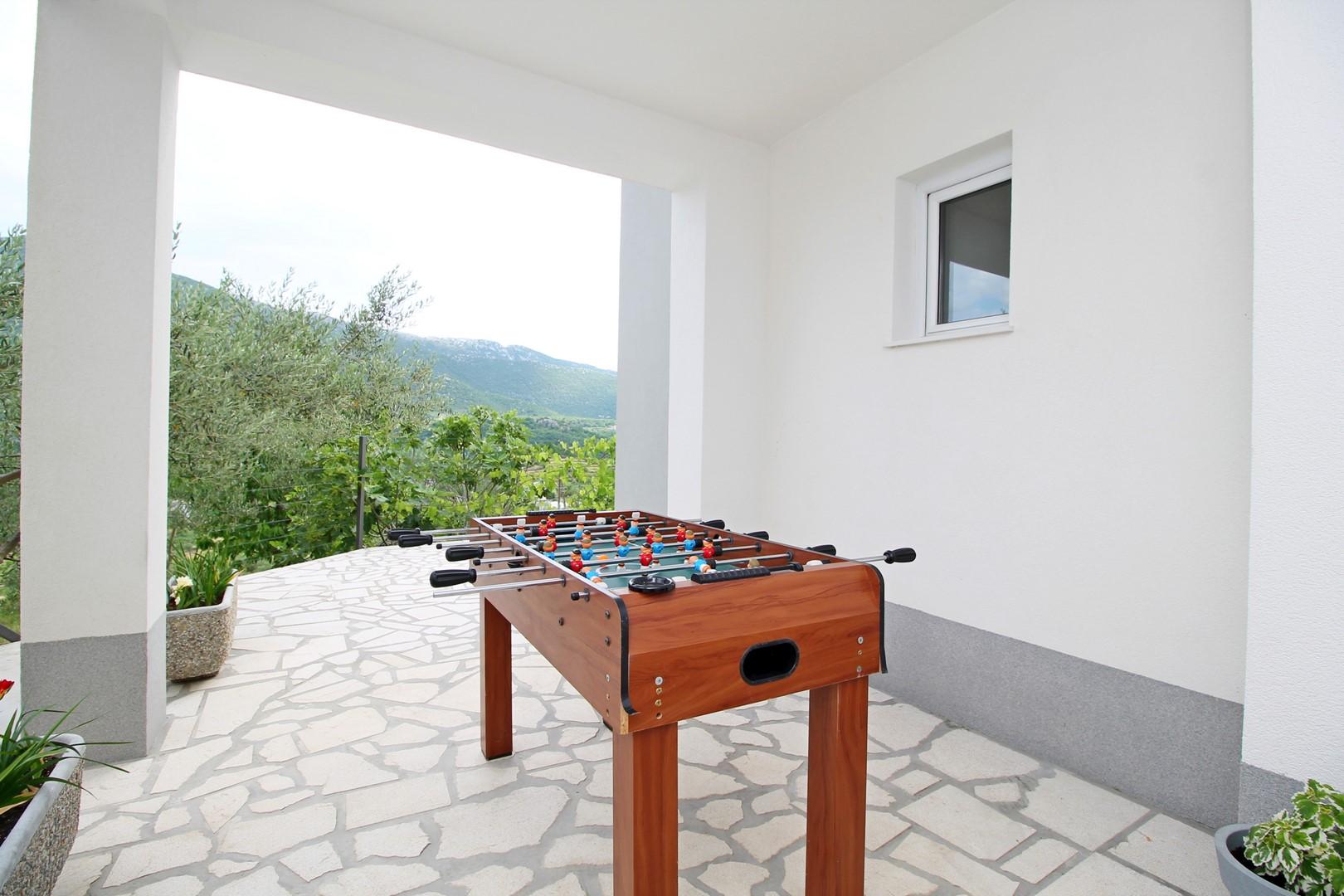 Ferienhaus Privater Pool 3,5 x 8,6 m, überdachter Essbereich im Freien, kostenloses WLAN, voll - klim (2663850), Kostanje, , Dalmatien, Kroatien, Bild 25