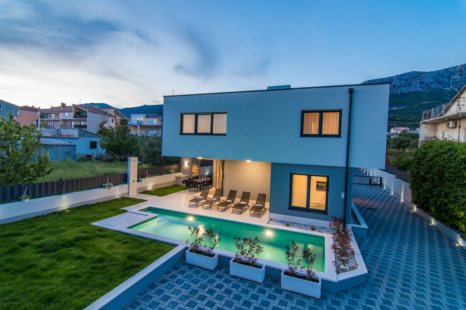 Alternativer Eigenschaftsname  Luxusvilla Split La  in Kroatien