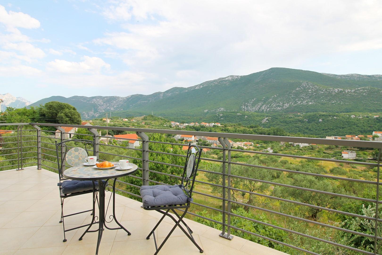 Ferienhaus Privater Pool 3,5 x 8,6 m, überdachter Essbereich im Freien, kostenloses WLAN, voll - klim (2663850), Kostanje, , Dalmatien, Kroatien, Bild 26