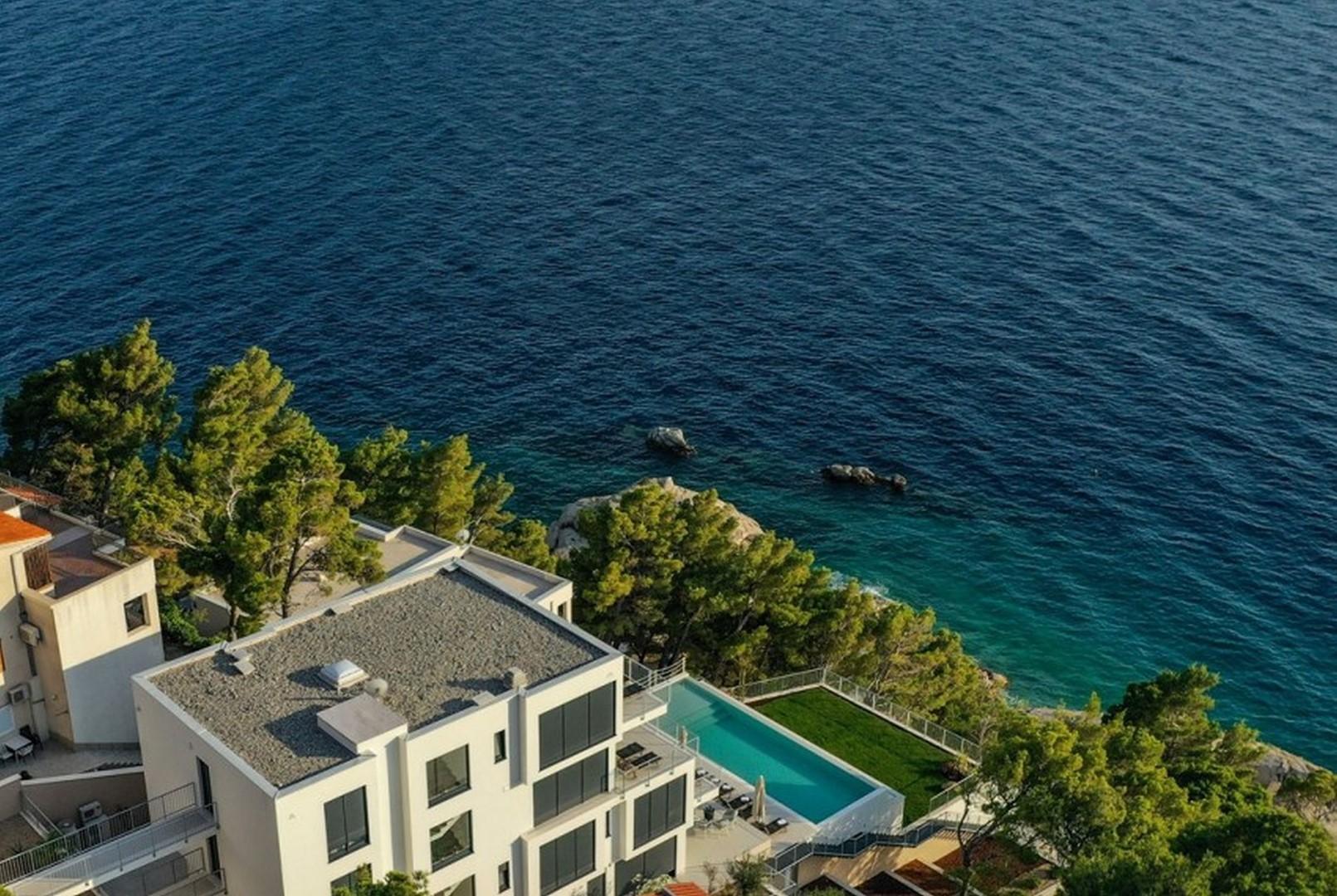 Alternativer Eigenschaftsname  Luxusvilla Glorious  in Kroatien