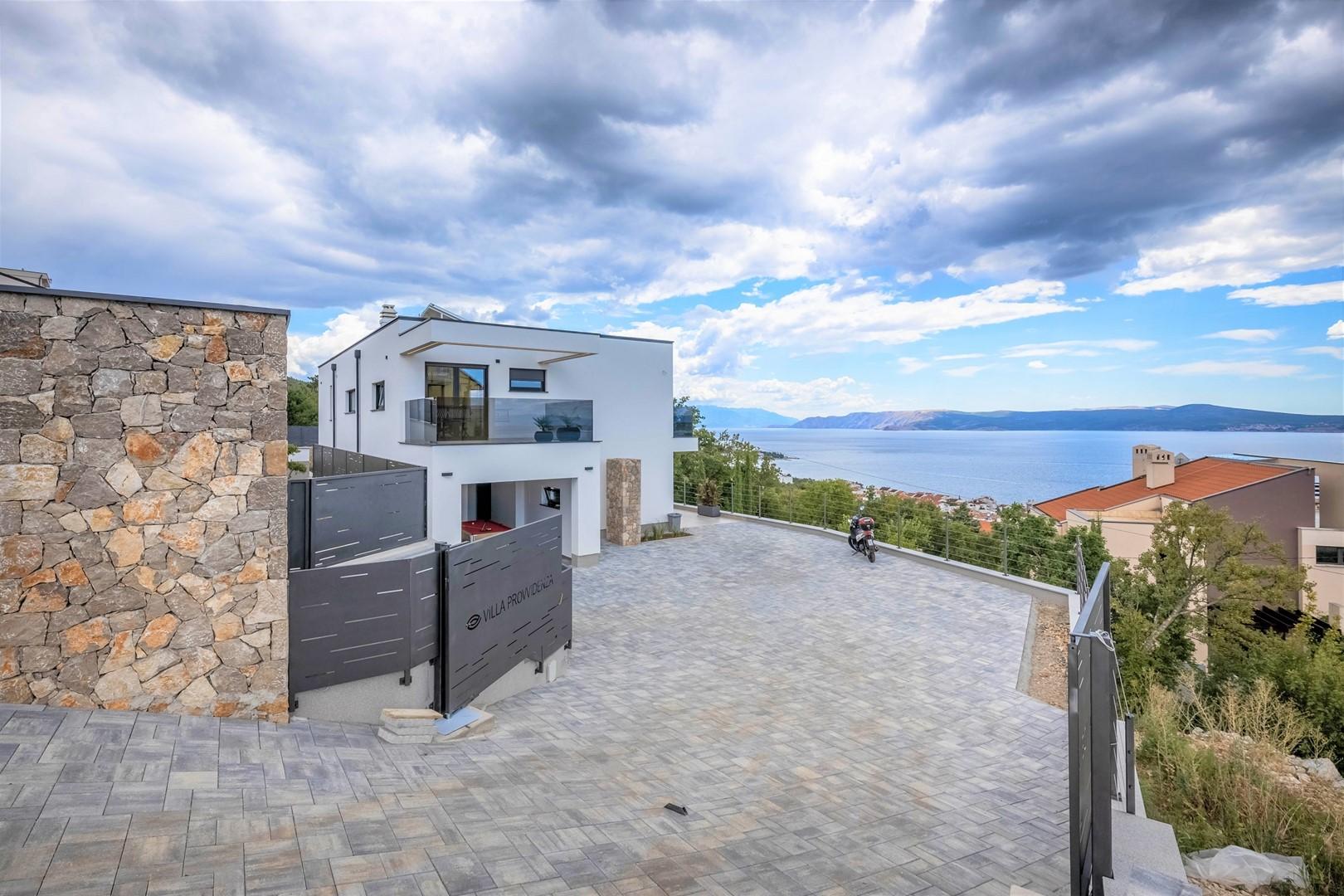 Maison de vacances Deluxe Villa Provvidenza with breathtaking Sea View (2819510), Crikvenica, , Kvarner, Croatie, image 27
