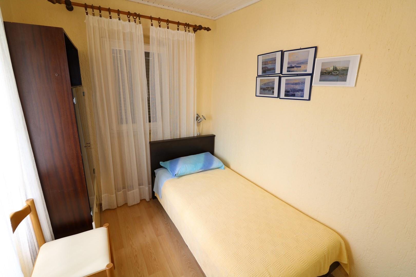 Ferienwohnung Apartments Ivo with the Sea View / Apartment Ivo with Beautiful Sea View (2616230), Baška, Insel Krk, Kvarner, Kroatien, Bild 8