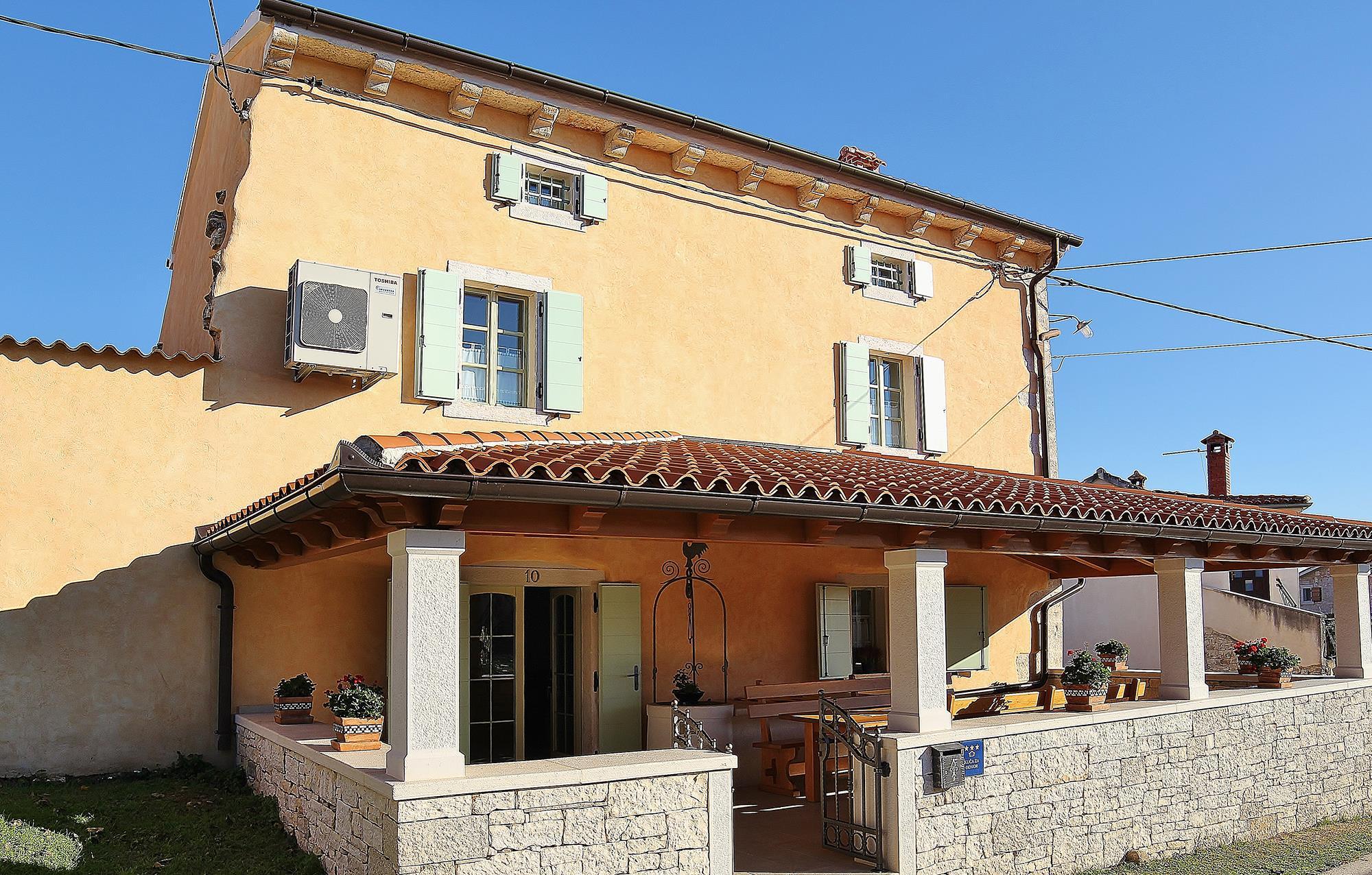 Ferienhaus Villa Bubani / private pool (860332), Kanfanar, , Istrien, Kroatien, Bild 5