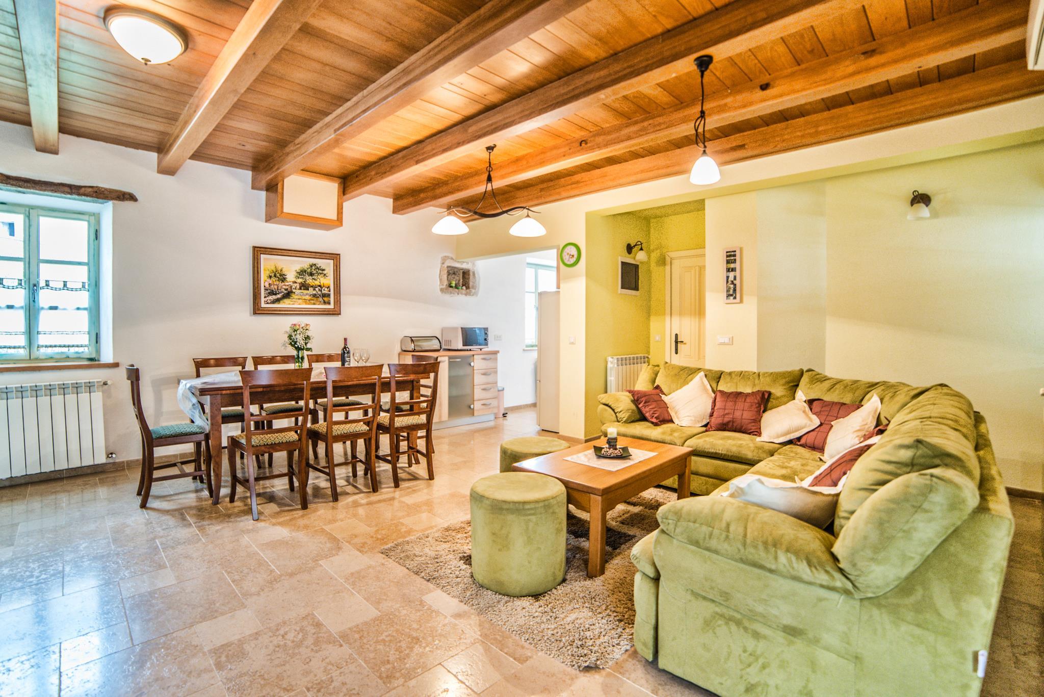 Ferienhaus Villa Bubani / private pool (860332), Kanfanar, , Istrien, Kroatien, Bild 15