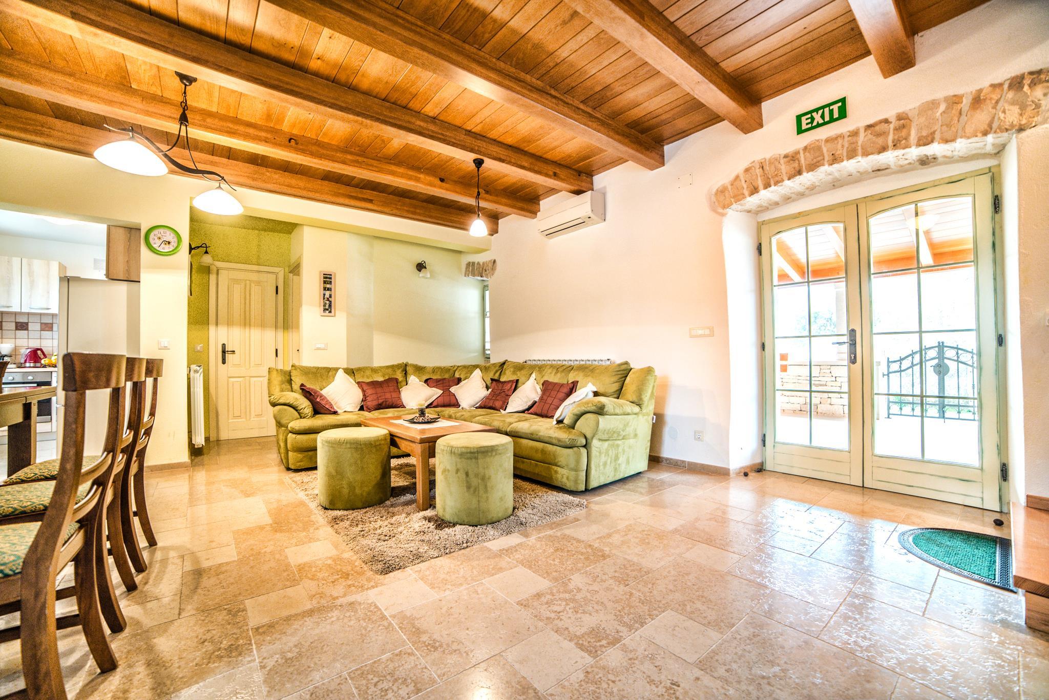 Ferienhaus Villa Bubani / private pool (860332), Kanfanar, , Istrien, Kroatien, Bild 7