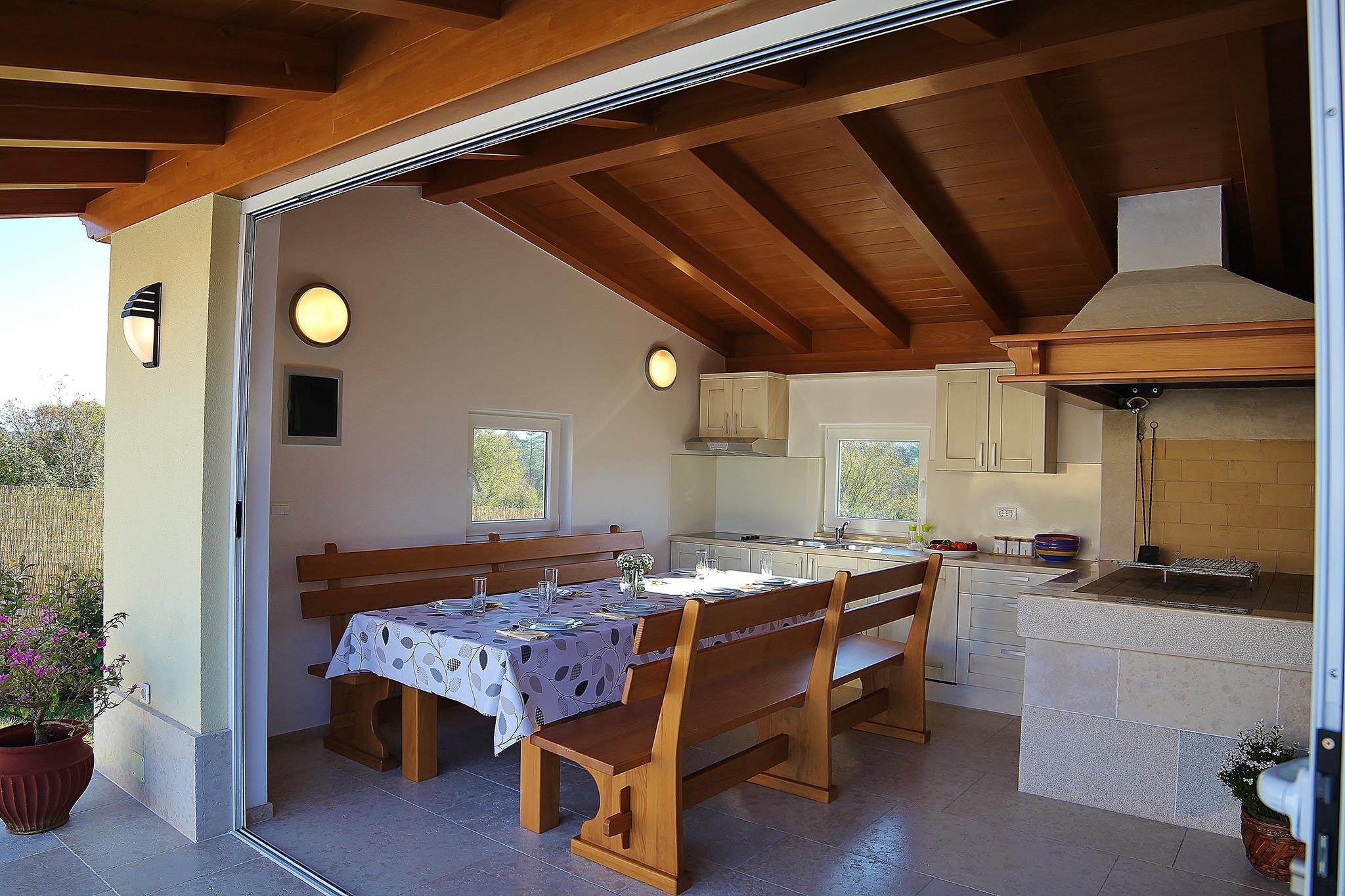 Ferienhaus Villa Bubani / private pool (860332), Kanfanar, , Istrien, Kroatien, Bild 17