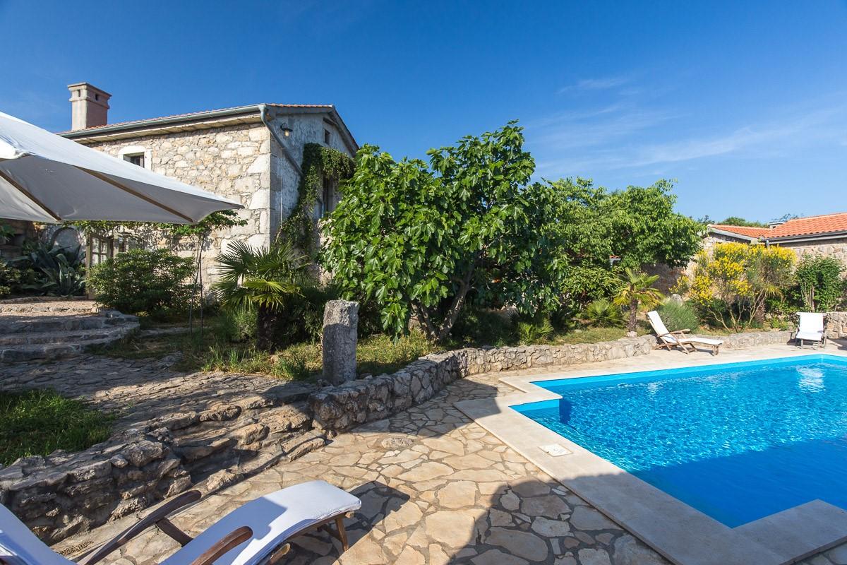 Ferienhaus Villa Menta 1 auf der Insel Krk (2789273), Malinska, Insel Krk, Kvarner, Kroatien, Bild 4