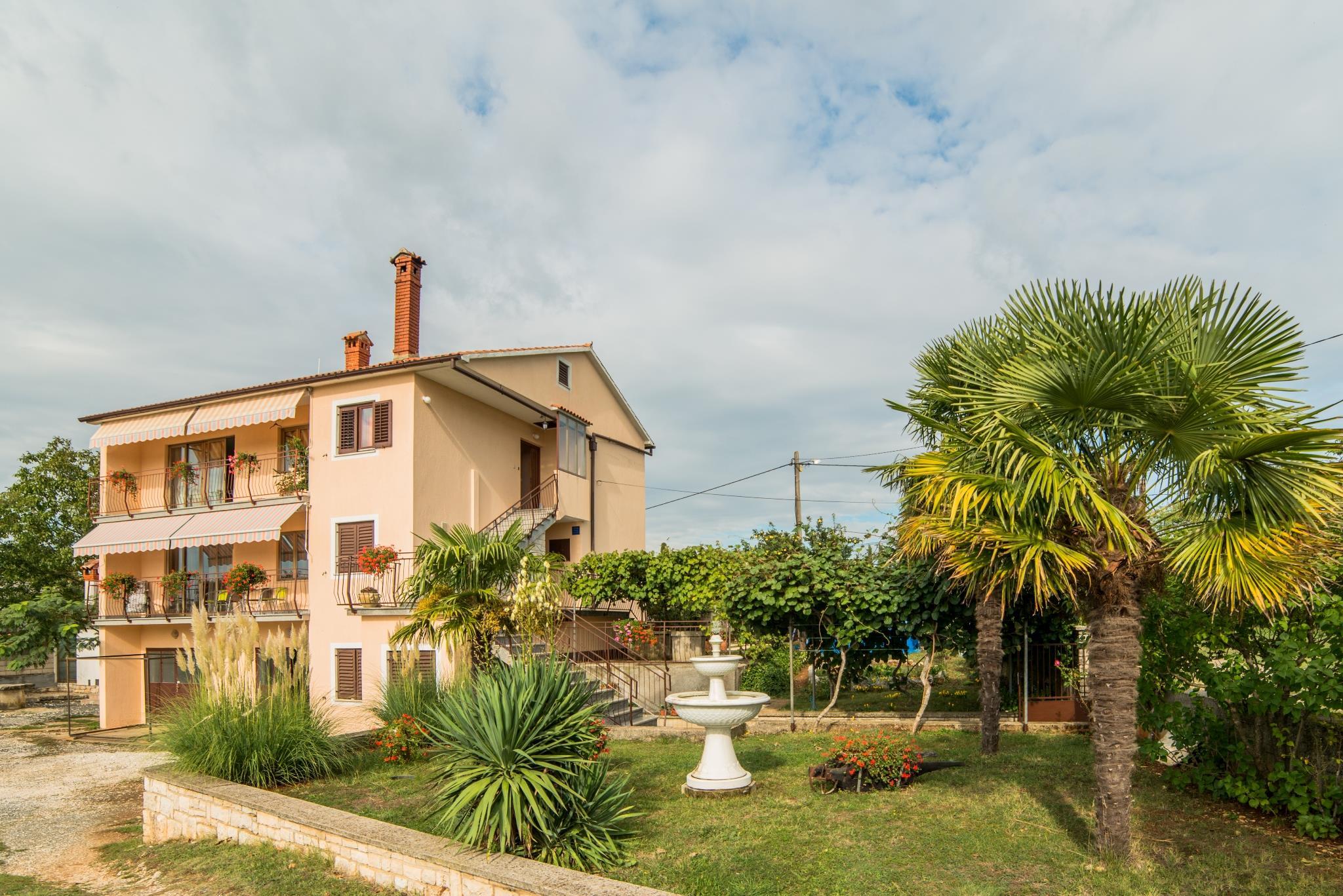Ferienwohnung Apartment Maruzini (828046), Kanfanar, , Istrien, Kroatien, Bild 5