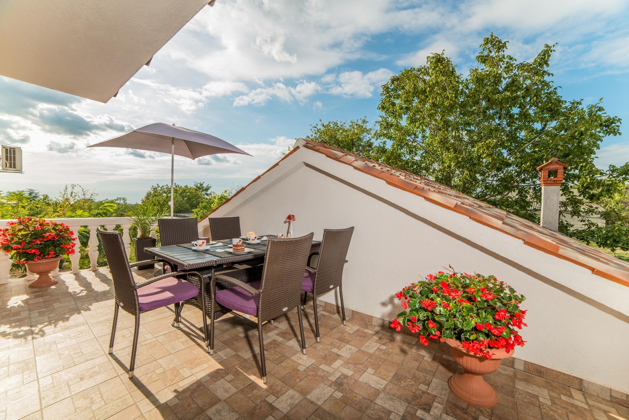 Ferienwohnung Apartment Maruzini (828046), Kanfanar, , Istrien, Kroatien, Bild 3