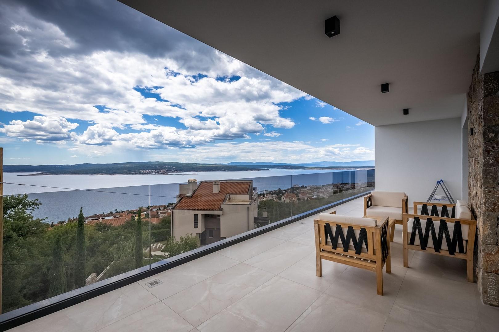 Maison de vacances Deluxe Villa Provvidenza with breathtaking Sea View (2819510), Crikvenica, , Kvarner, Croatie, image 6