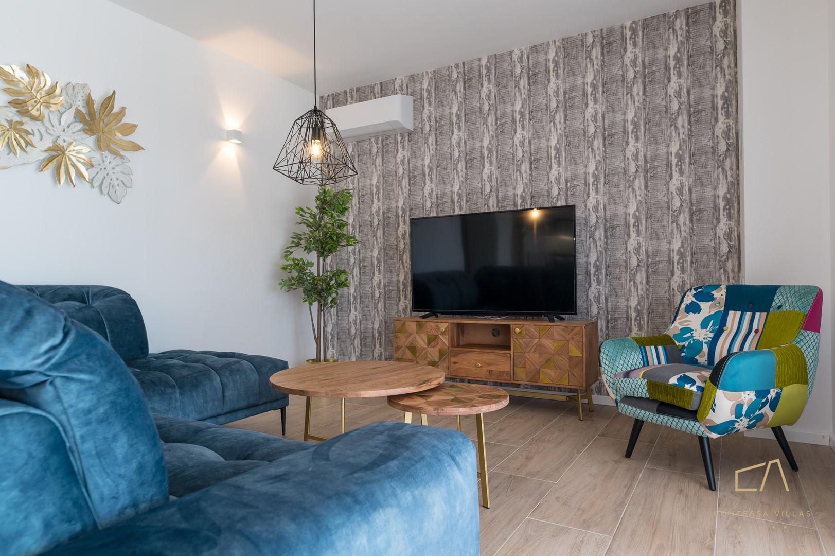 Ferienwohnung Luxury Apartments Loma  / Luxury Apartment Loma Three (2807070), Sveti Vid-Miholjice, Insel Krk, Kvarner, Kroatien, Bild 9
