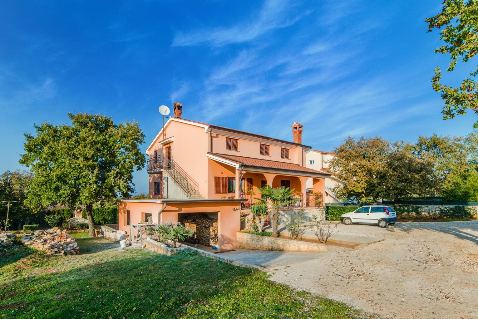 Ferienwohnung Holiday Apartment Nino (1058723), Kanfanar, , Istrien, Kroatien, Bild 1