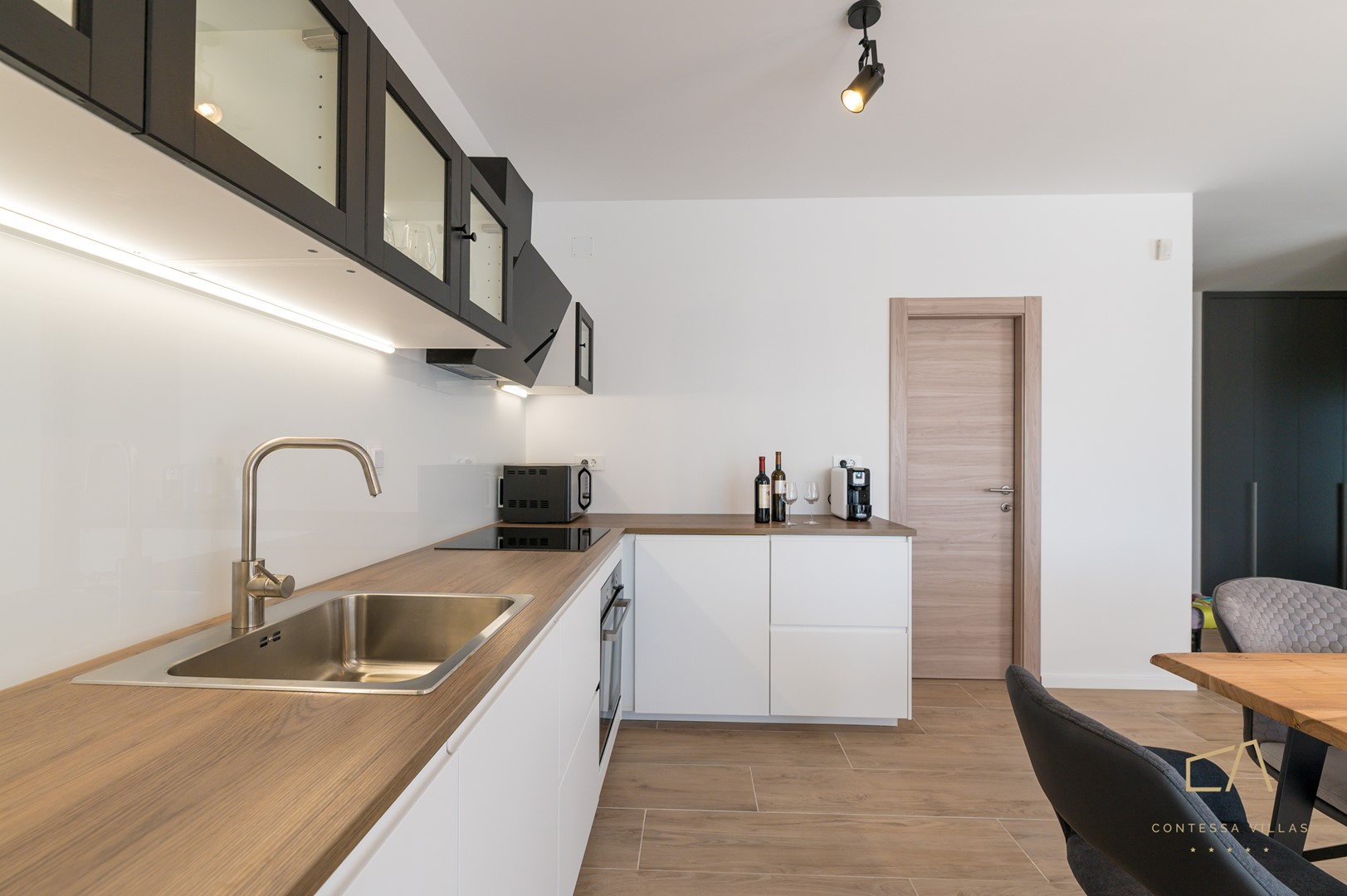 Ferienwohnung Luxury Apartments Loma  / Luxury Apartment Loma Three (2807070), Sveti Vid-Miholjice, Insel Krk, Kvarner, Kroatien, Bild 4