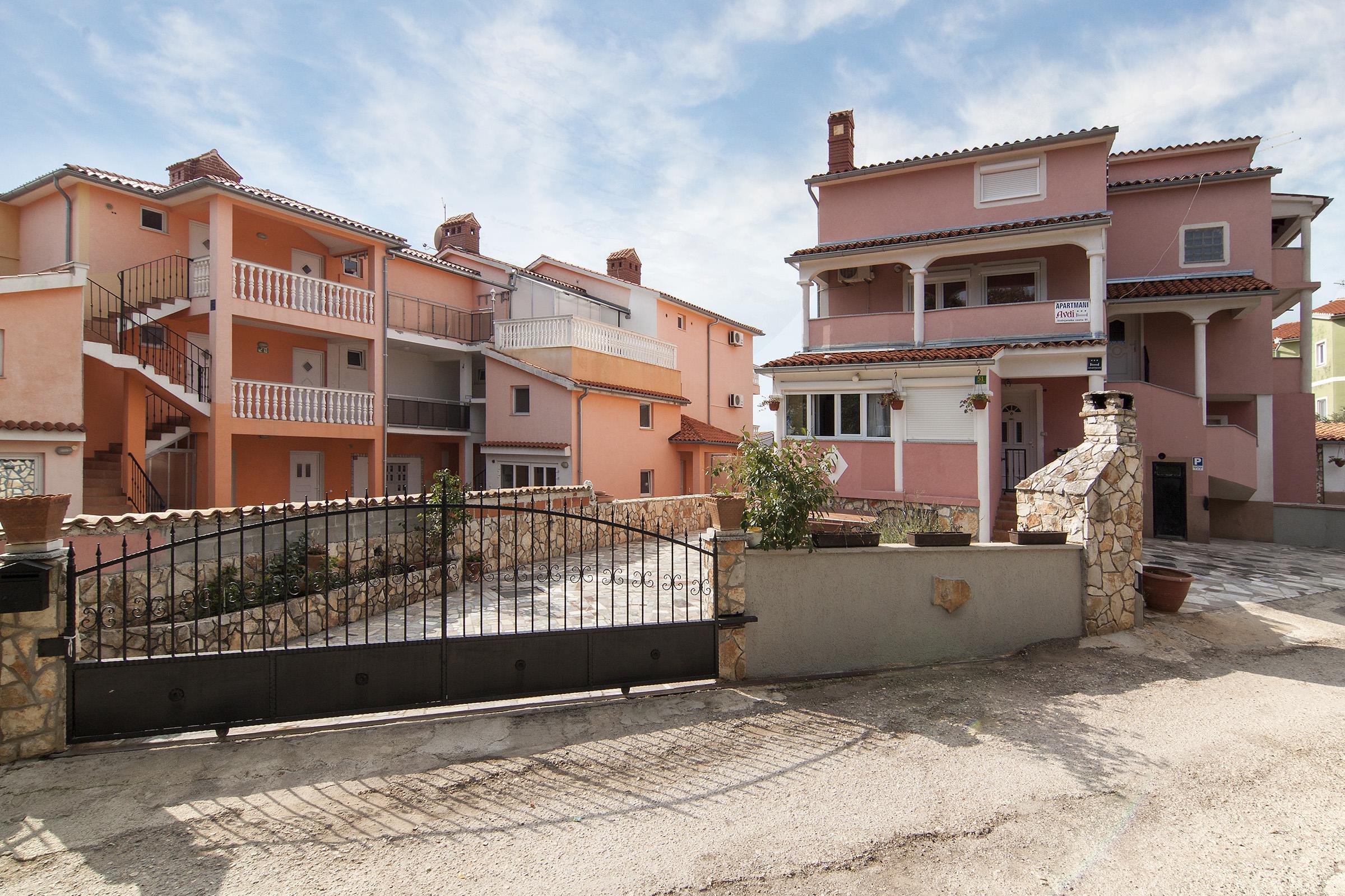 Ferienwohnung Apartments Avdi / Studio A3 (1081735), Fažana, , Istrien, Kroatien, Bild 4