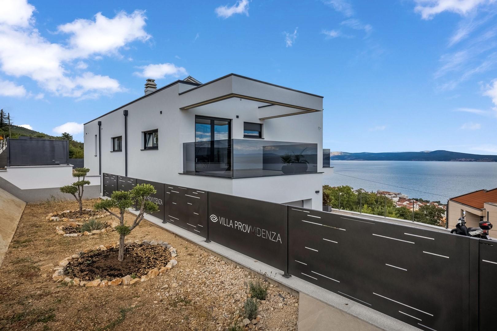 Maison de vacances Deluxe Villa Provvidenza with breathtaking Sea View (2819510), Crikvenica, , Kvarner, Croatie, image 8