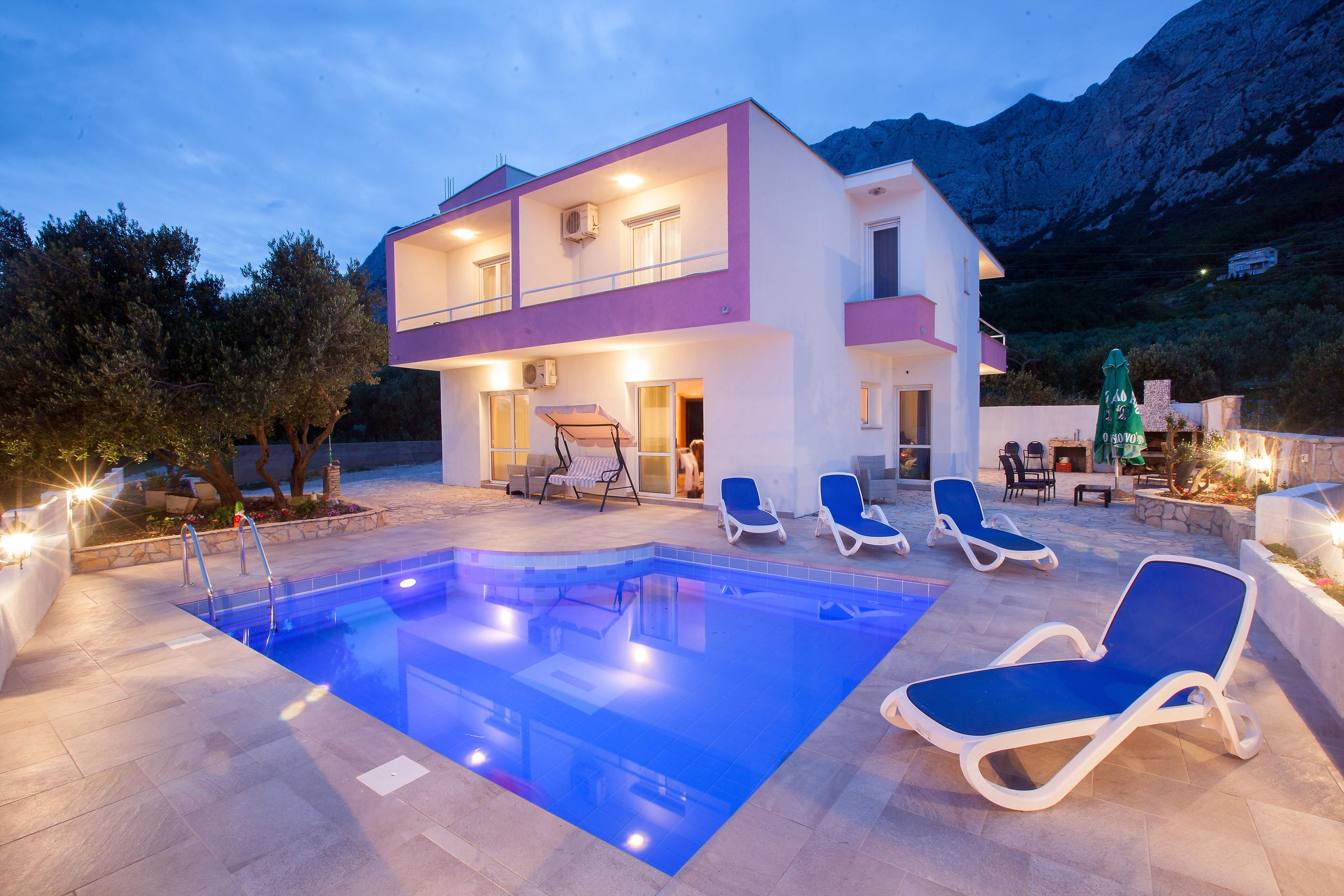 Holiday house  (1649470), Makarska, , Dalmatia, Croatia, picture 1