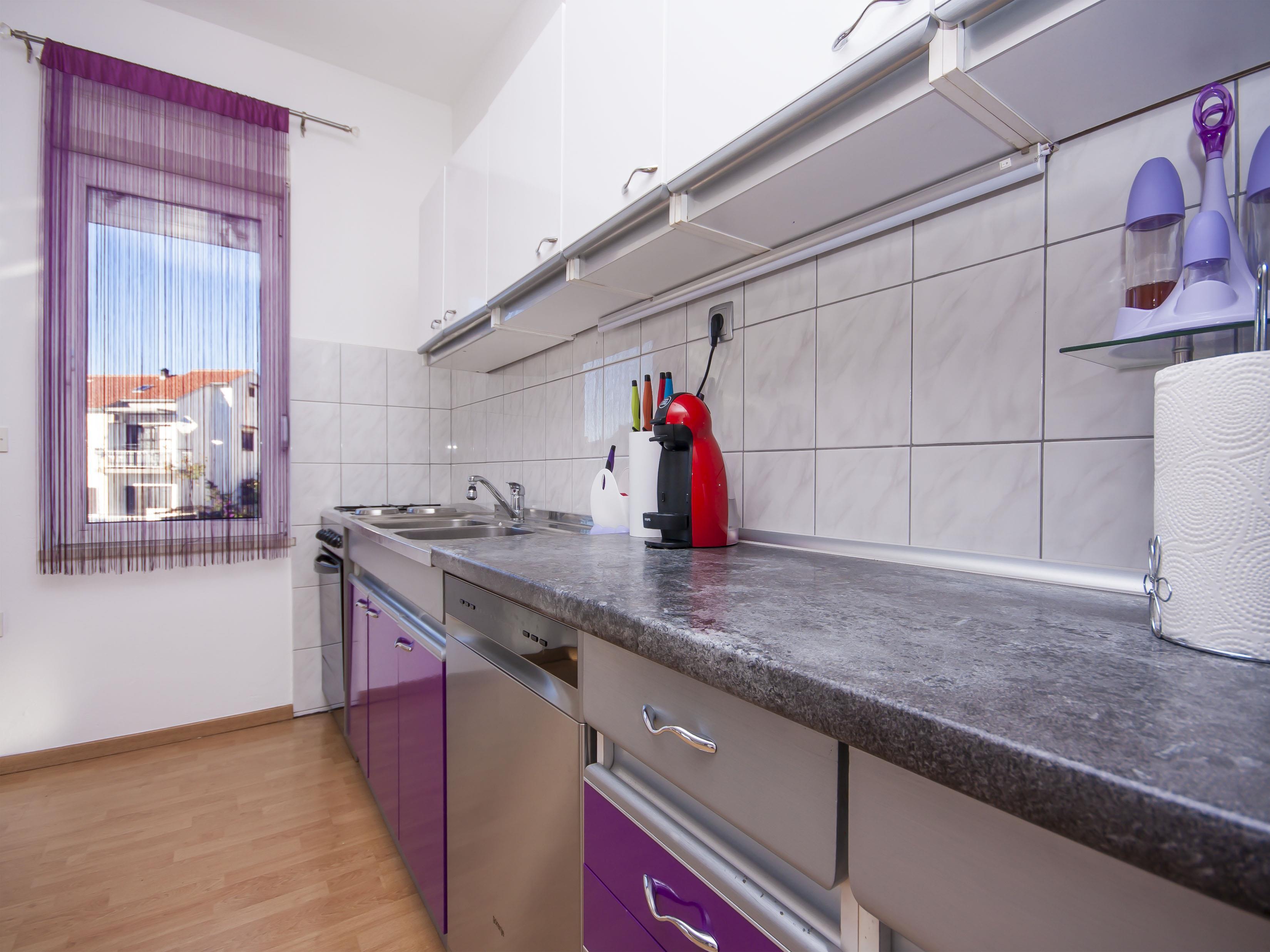 Ferienwohnung Apartments Senka / One bedroom A1 (1902155), Brodarica, , Dalmatien, Kroatien, Bild 2