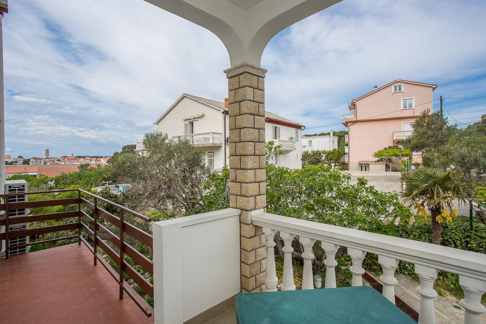 Holiday apartment Apartments Pende / Two Bedrooms A4 (1913050), Rab, Island of Rab, Kvarner, Croatia, picture 14
