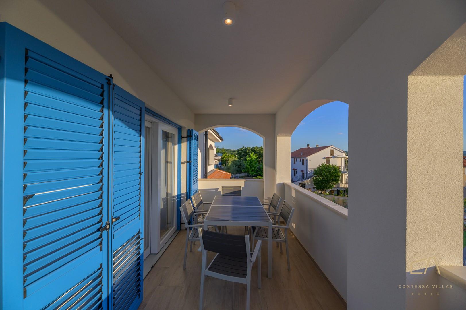 Ferienwohnung Luxury Apartments Loma  / Luxury Apartment Loma Three (2807070), Sveti Vid-Miholjice, Insel Krk, Kvarner, Kroatien, Bild 30