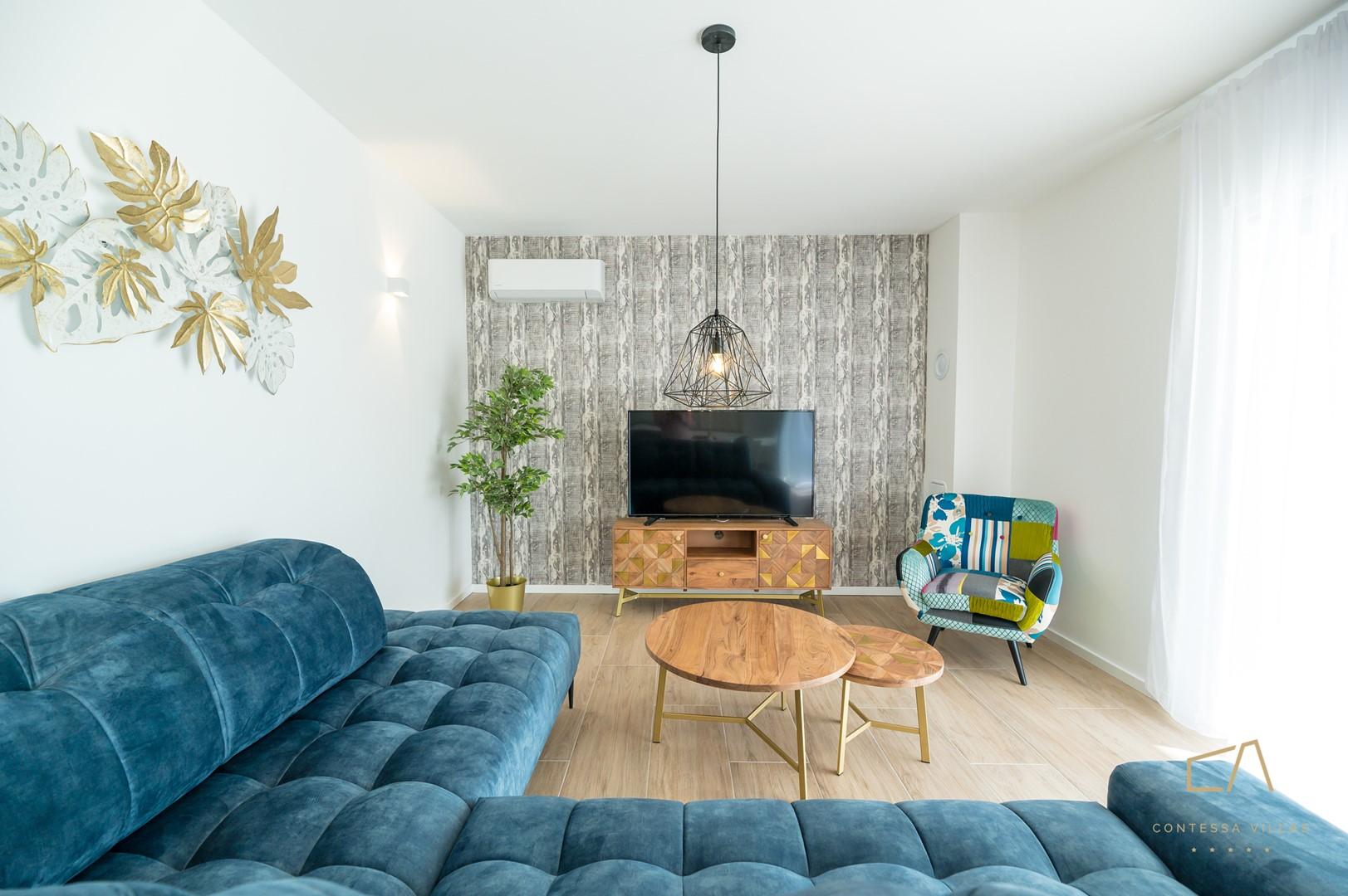 Ferienwohnung Luxury Apartments Loma  / Luxury Apartment Loma Three (2807070), Sveti Vid-Miholjice, Insel Krk, Kvarner, Kroatien, Bild 11