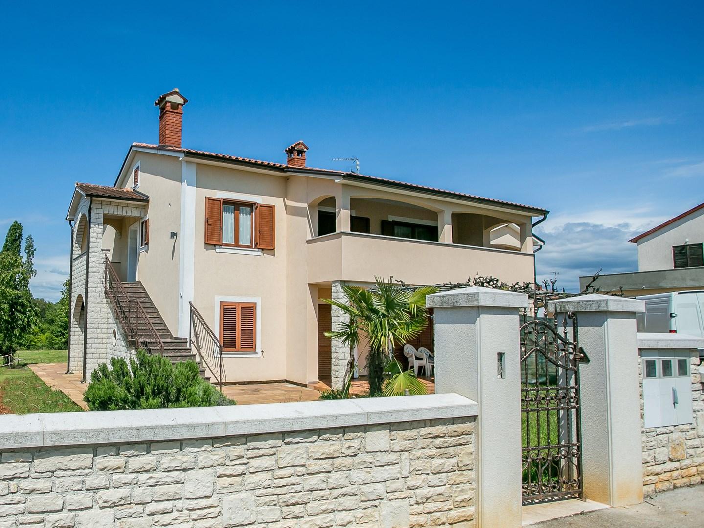 Ferienwohnung Schön eingerichtete Wohnung Stanko I mit Balkon (2191316), Vrvari, , Istrien, Kroatien, Bild 2