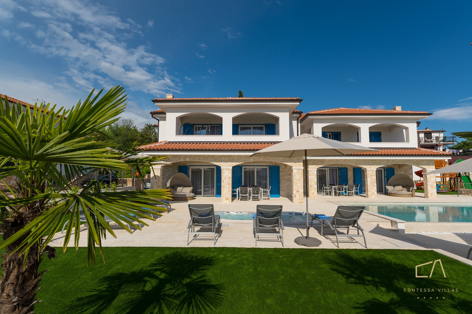 Ferienwohnung Luxury Apartments Loma  / Luxury Apartment Loma Three (2807070), Sveti Vid-Miholjice, Insel Krk, Kvarner, Kroatien, Bild 52
