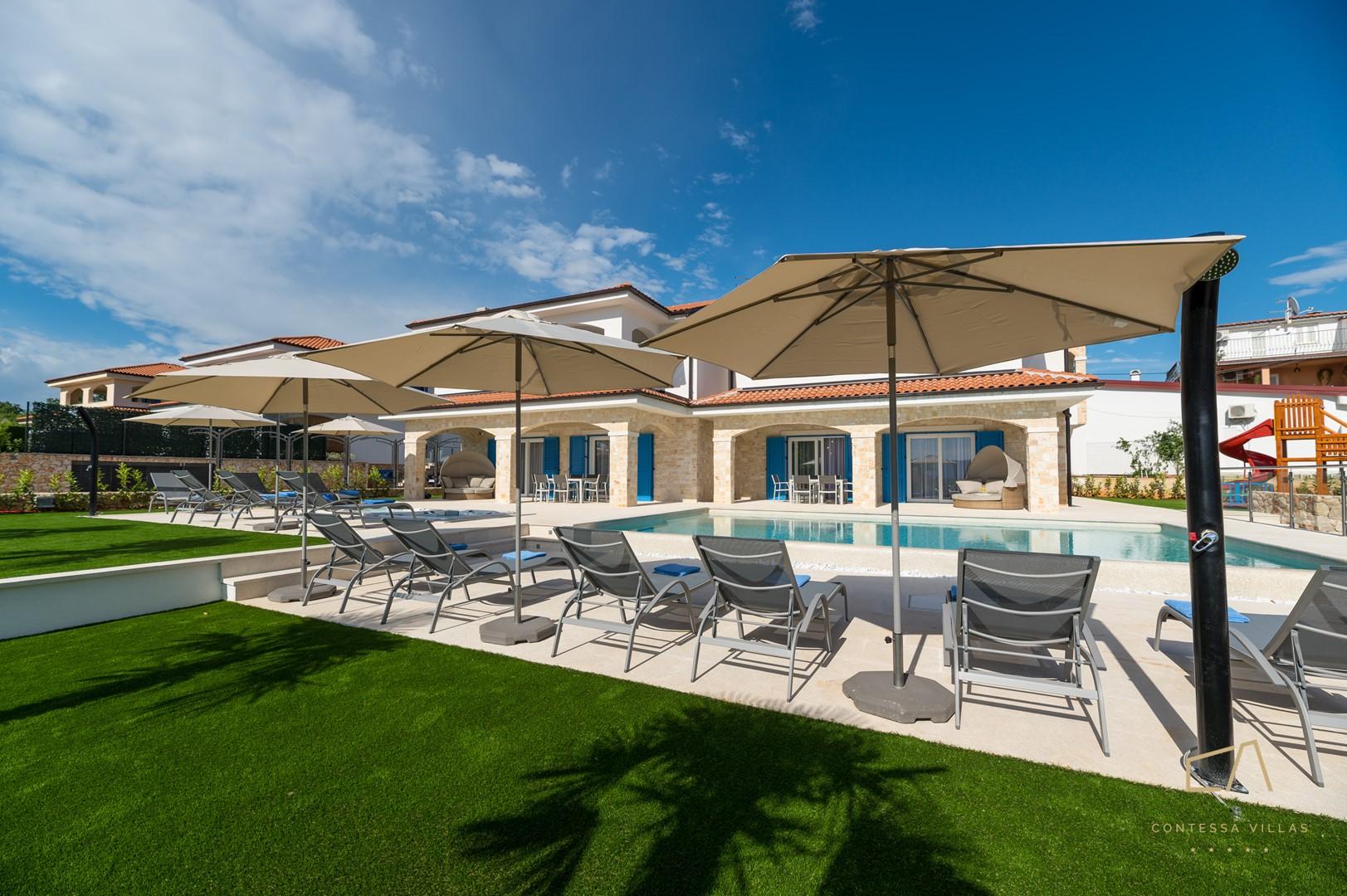 Ferienwohnung Luxury Apartments Loma  / Luxury Apartment Loma Three (2807070), Sveti Vid-Miholjice, Insel Krk, Kvarner, Kroatien, Bild 51